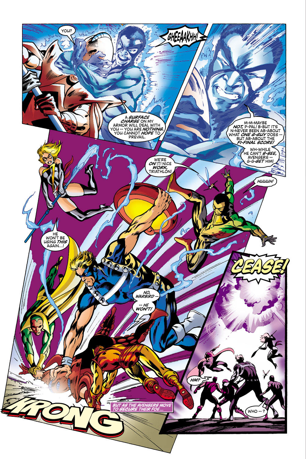 Read online Avengers (1998) comic -  Issue #41 - 18