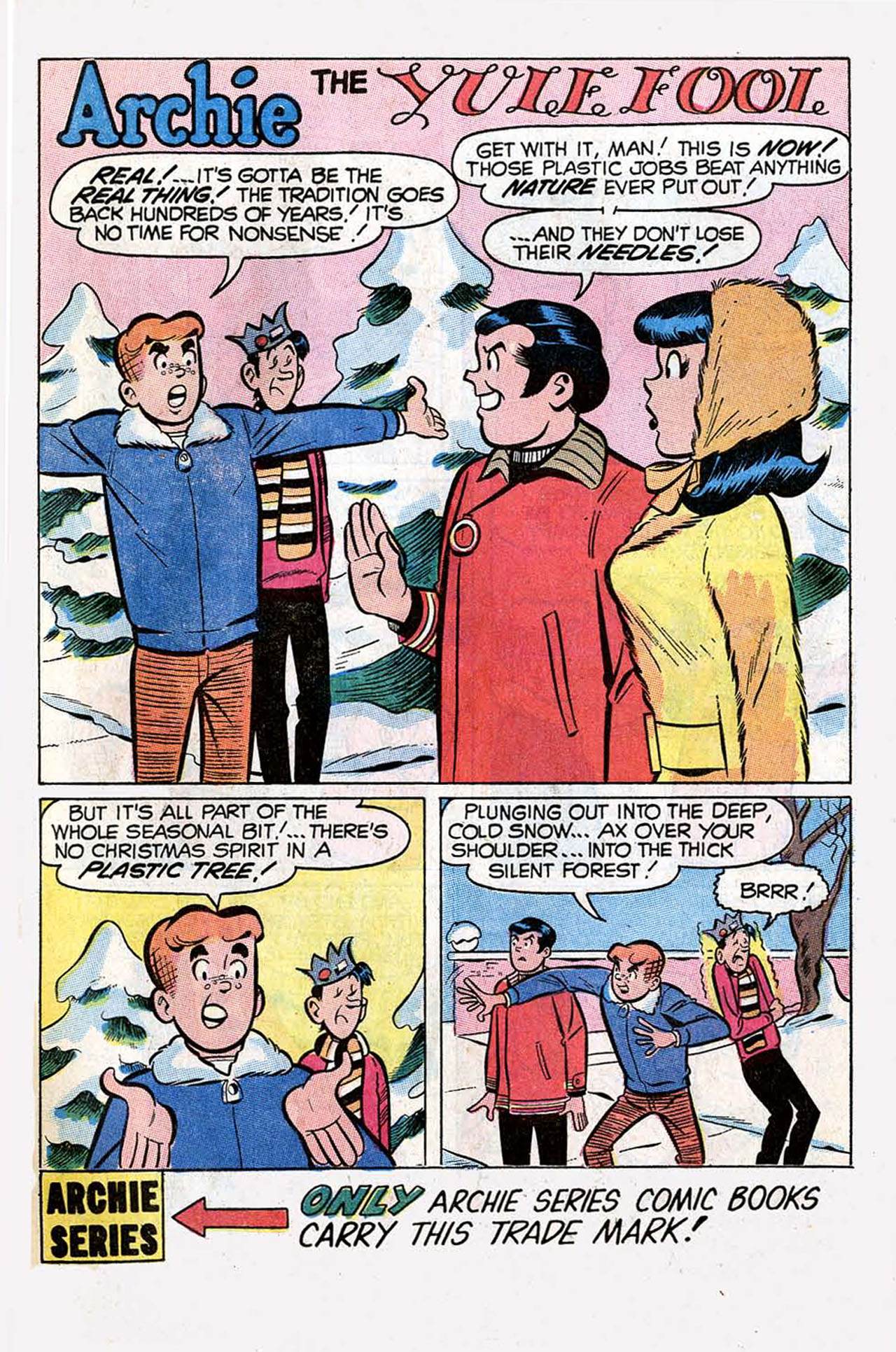 Read online Archie (1960) comic -  Issue #197 - 12