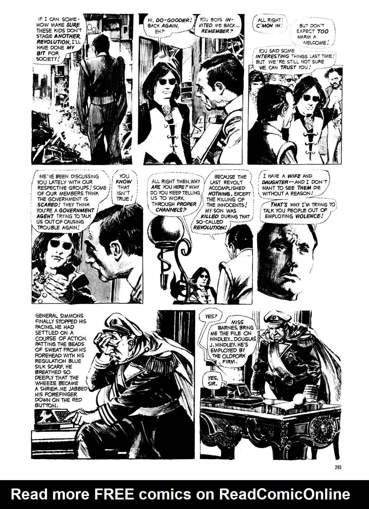 Read online Eerie Archives comic -  Issue # TPB 8 - 294