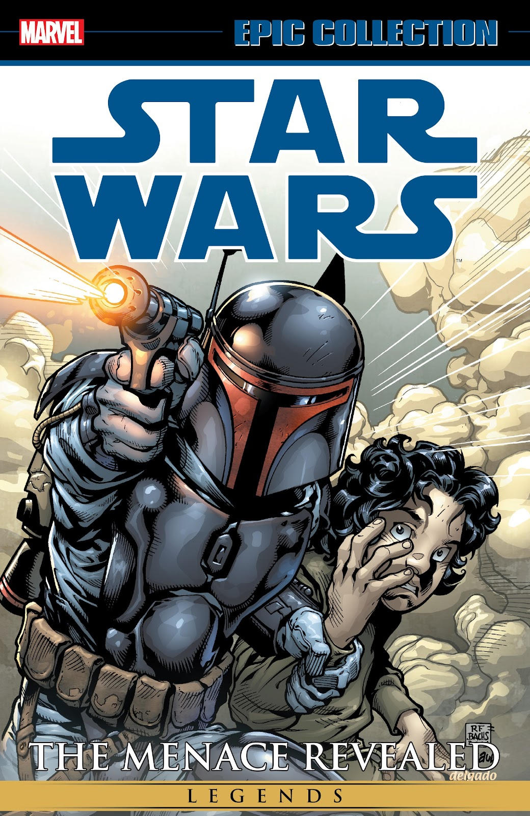 Read online Star Wars Legends Epic Collection: The Menace Revealed comic -  Issue # TPB (Part 1) - 1