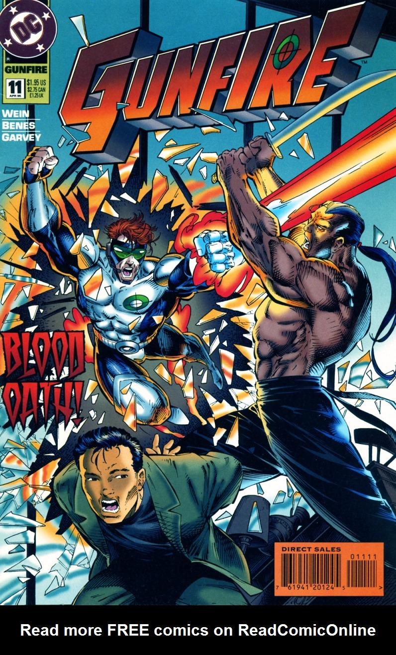 Read online Gunfire comic -  Issue #11 - 1
