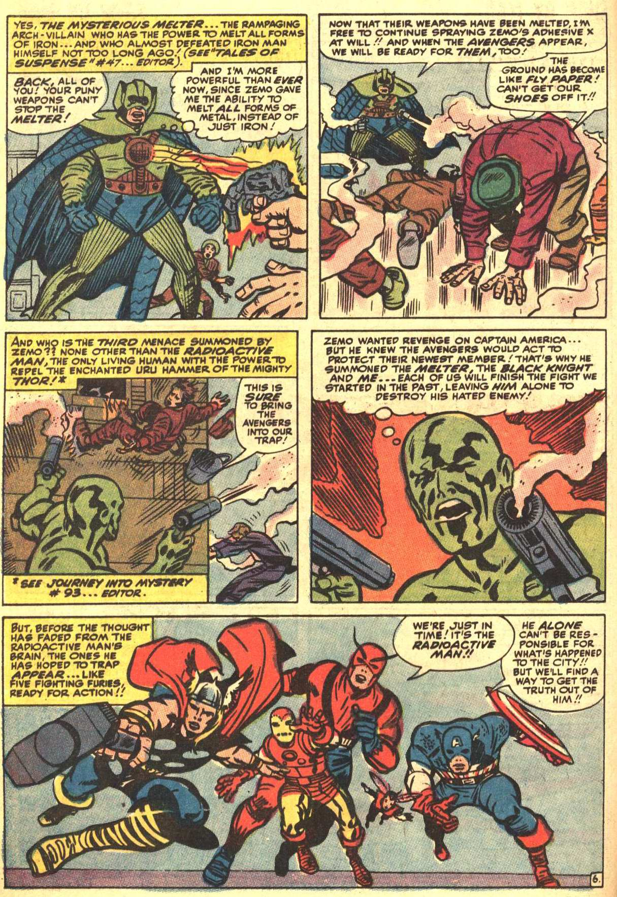 The Avengers (1963) 6 Page 6