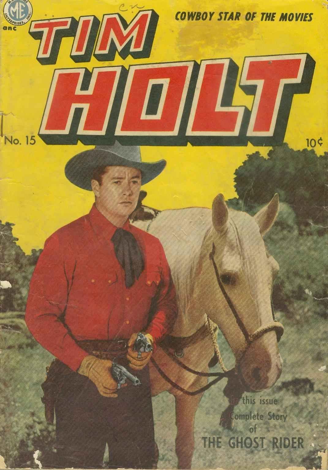 Tim Holt 15 Page 1