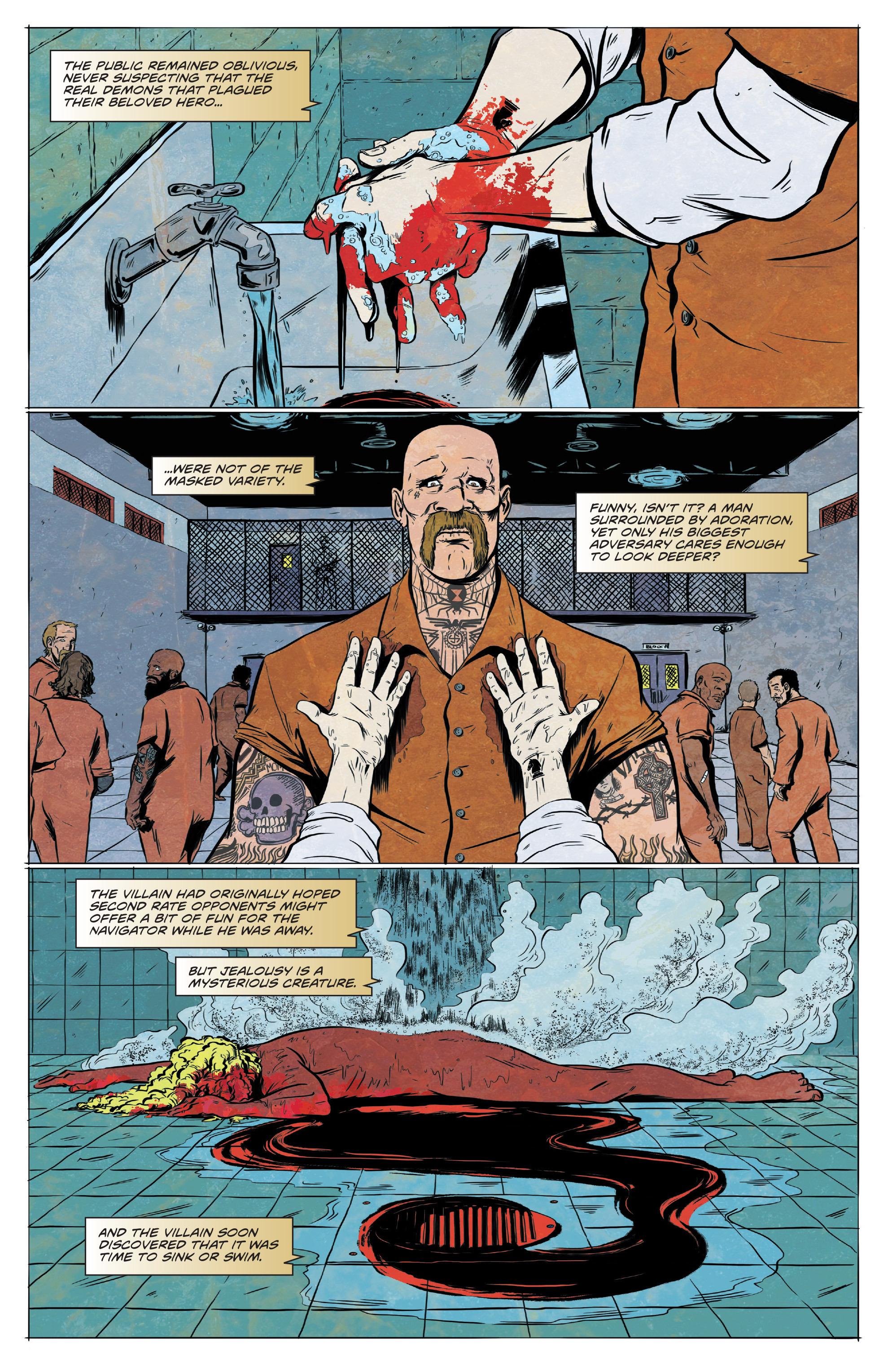 Read online Translucid comic -  Issue #4 - 22