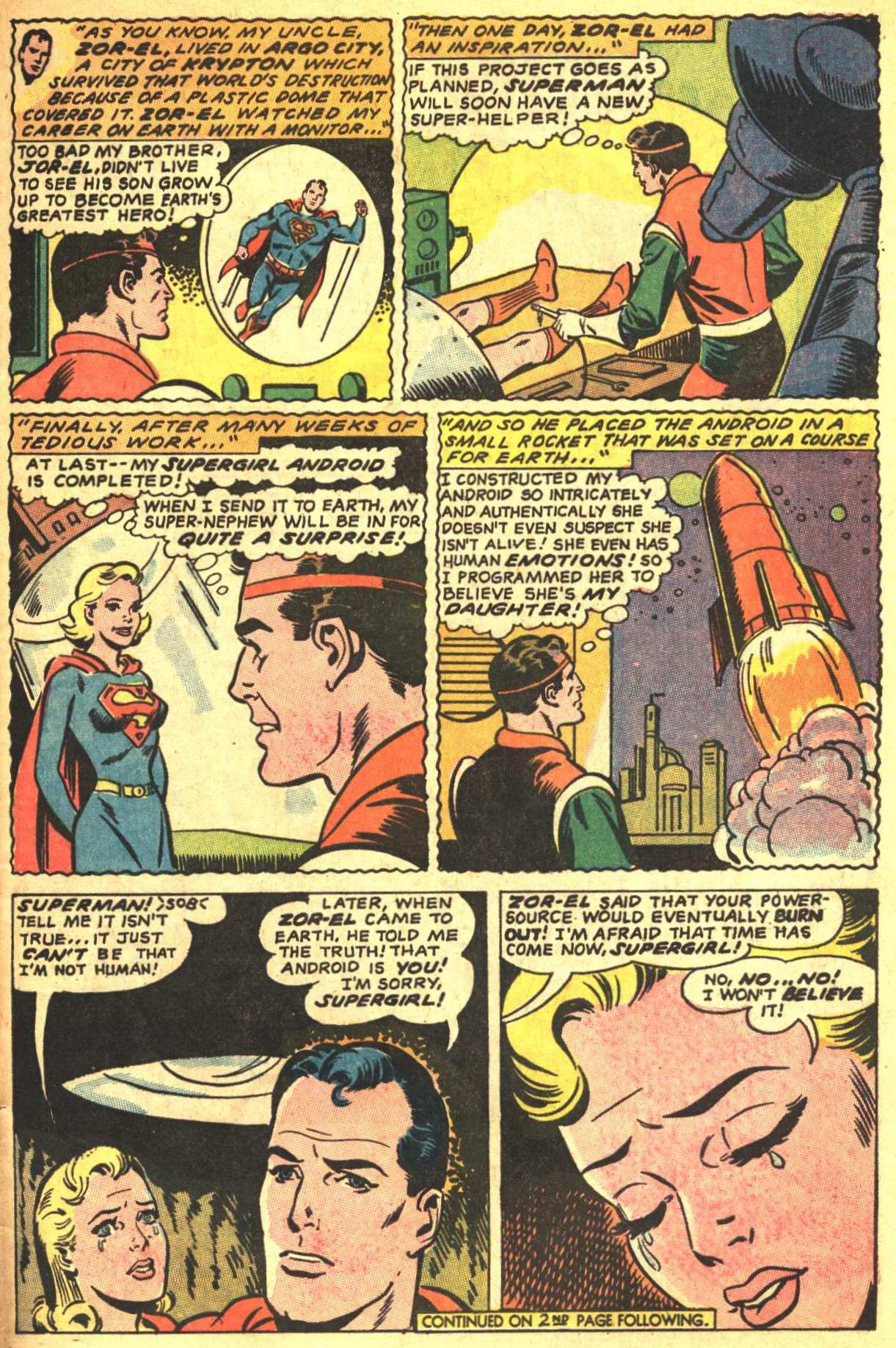 Read online Action Comics (1938) comic -  Issue #356 - 27