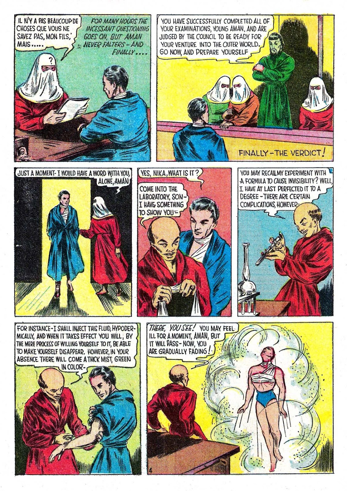 Amazing Man Comics issue 5 - Page 6