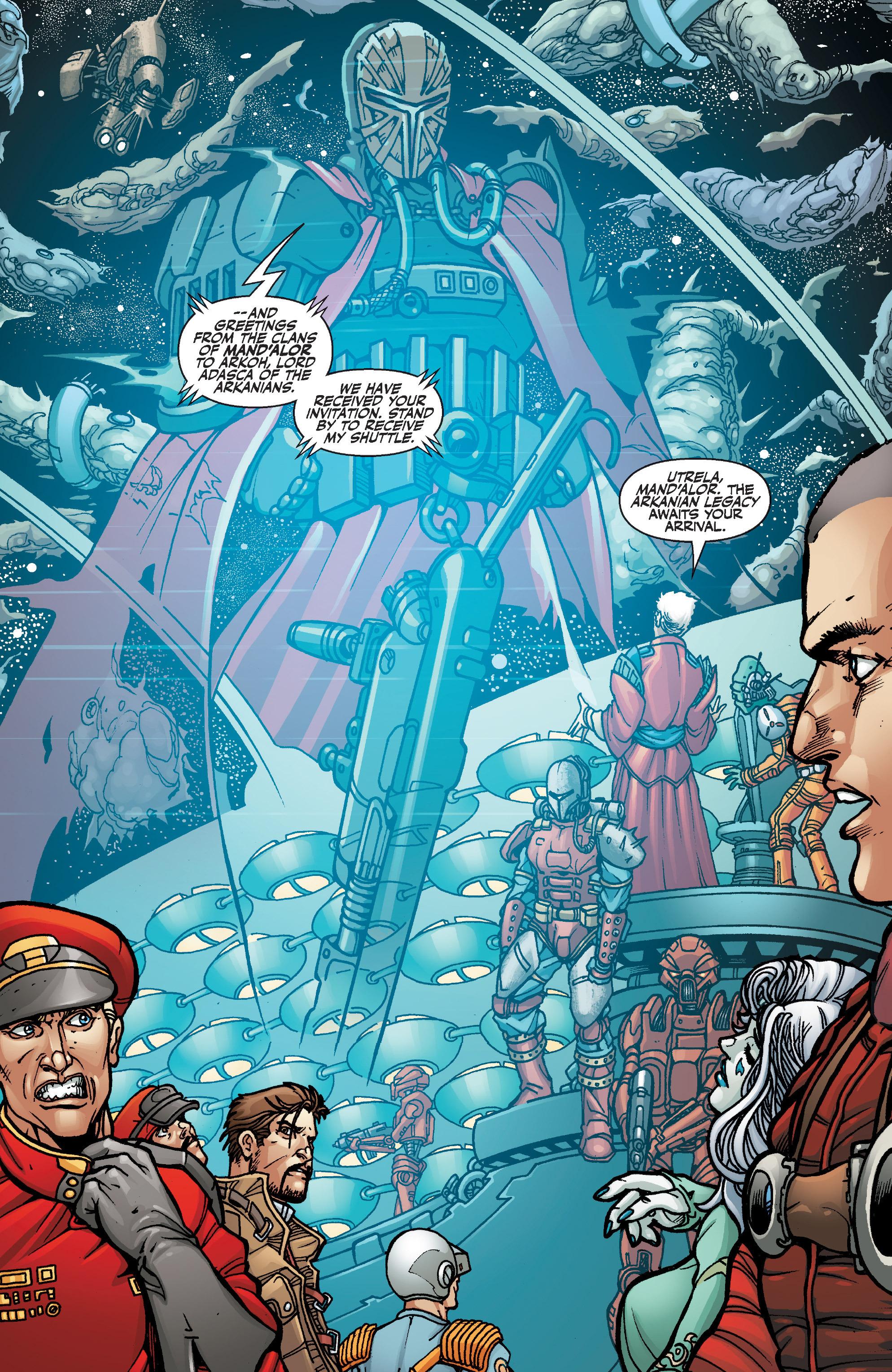 Read online Star Wars Omnibus comic -  Issue # Vol. 32 - 25