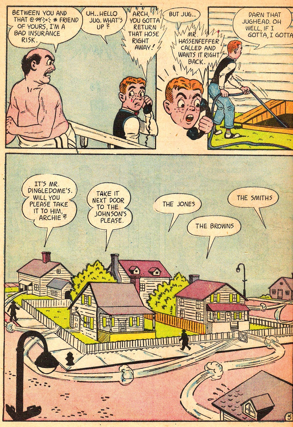 Archie Comics issue 027 - Page 46