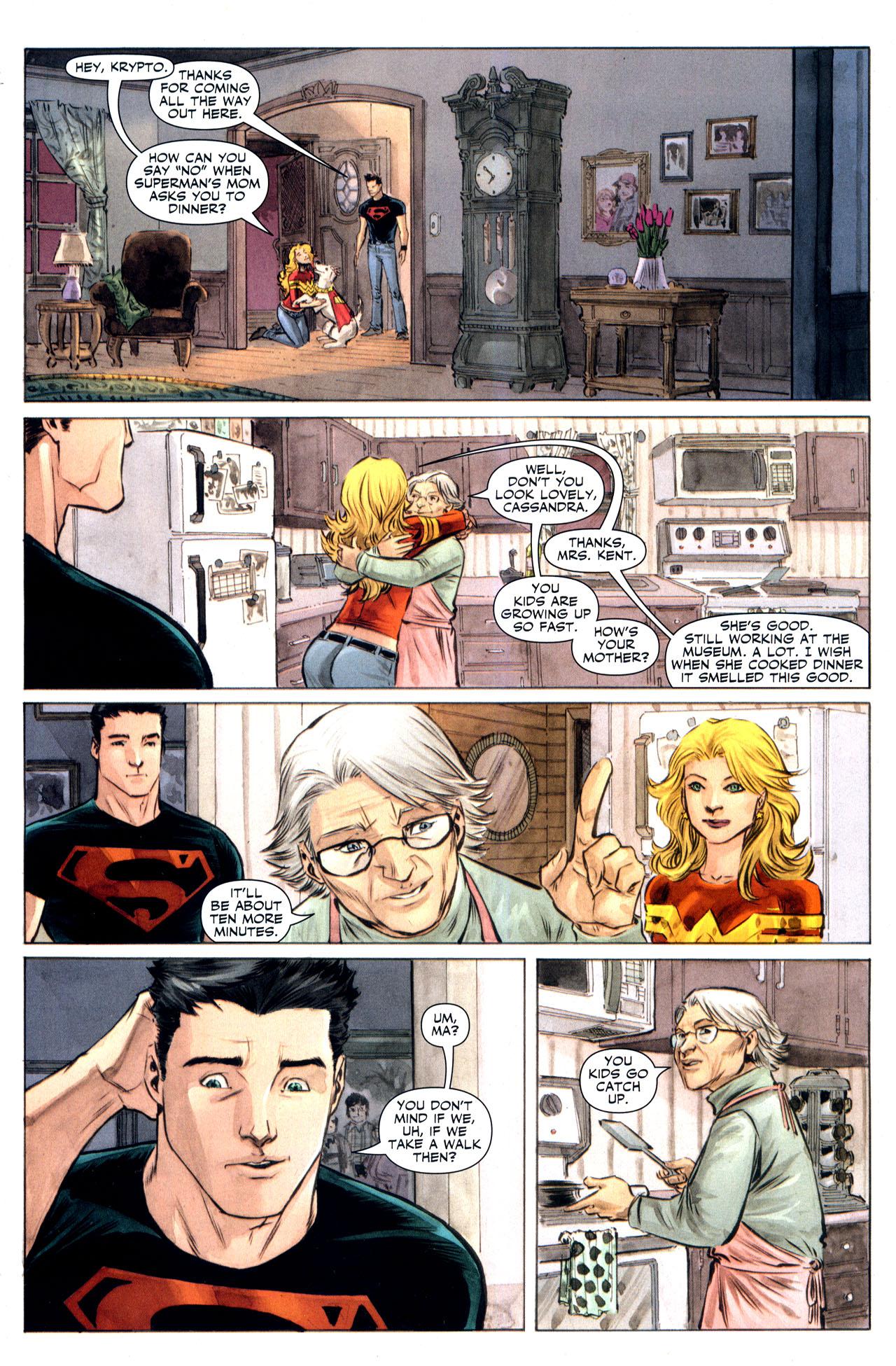 Read online Adventure Comics (2009) comic -  Issue #2 - 9