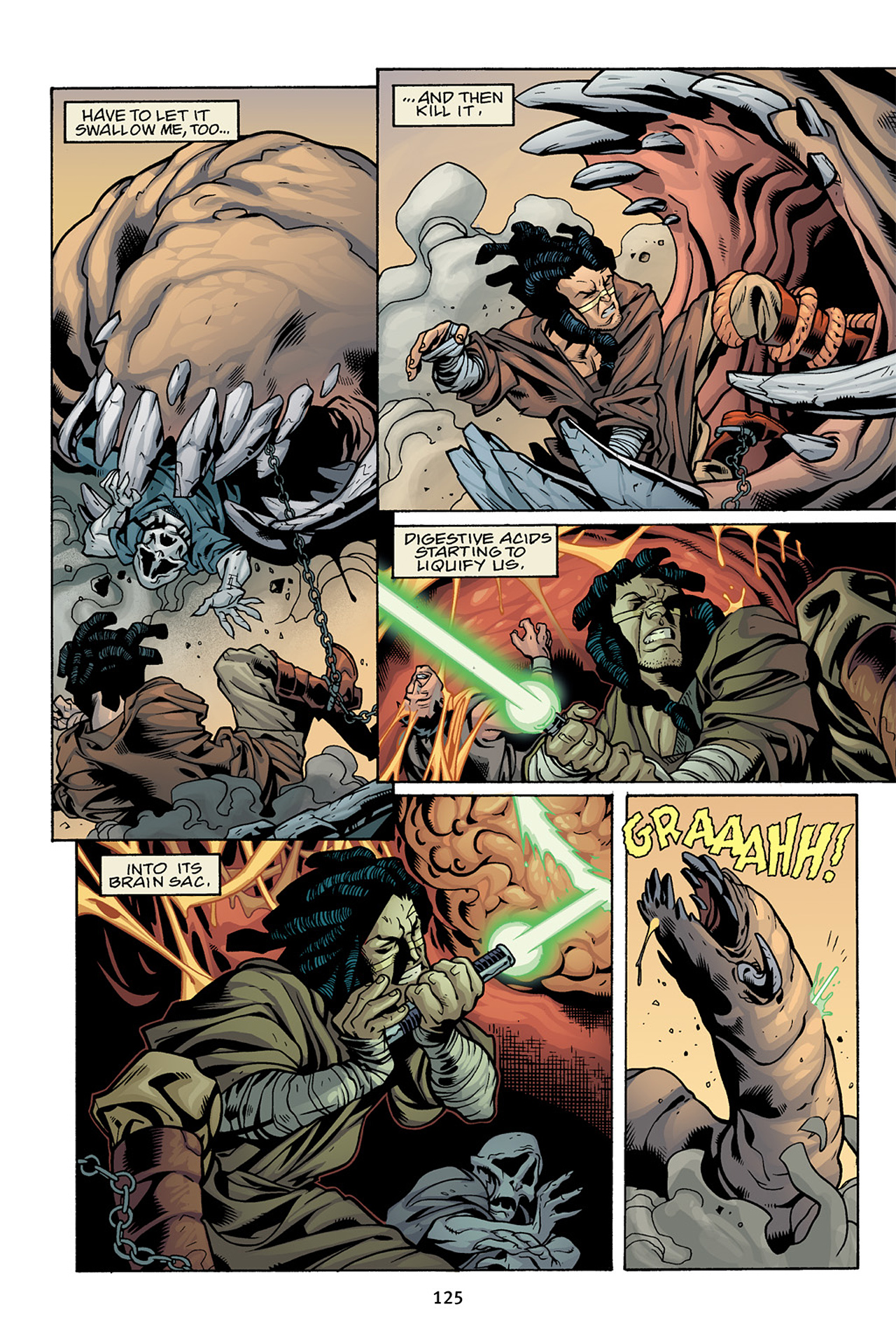 Read online Star Wars Omnibus comic -  Issue # Vol. 15 - 122