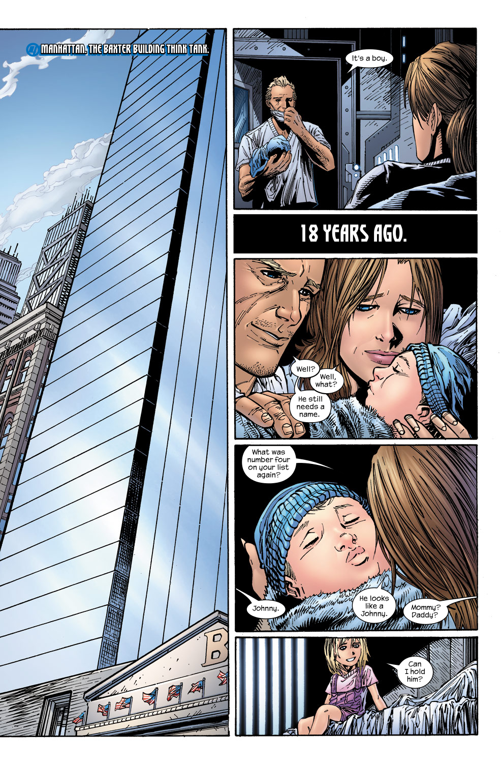 Read online Ultimate Fantastic Four (2004) comic -  Issue #60 - 3
