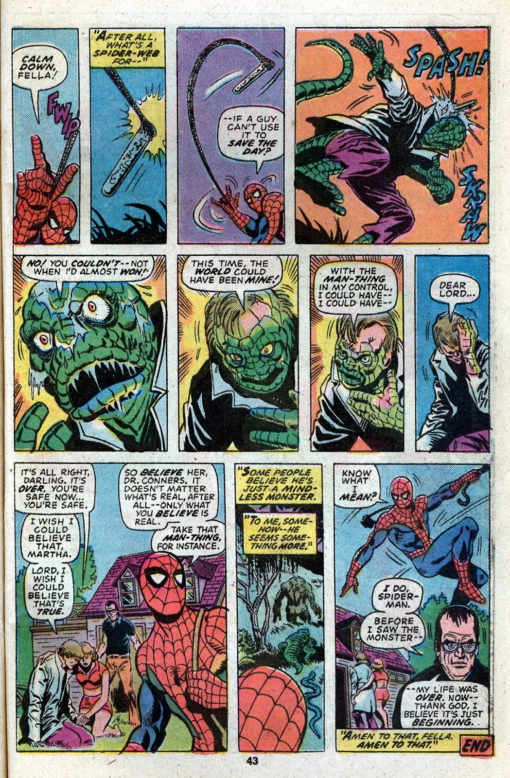 Giant-Size Spider-Man (1974) issue 5 - Page 45