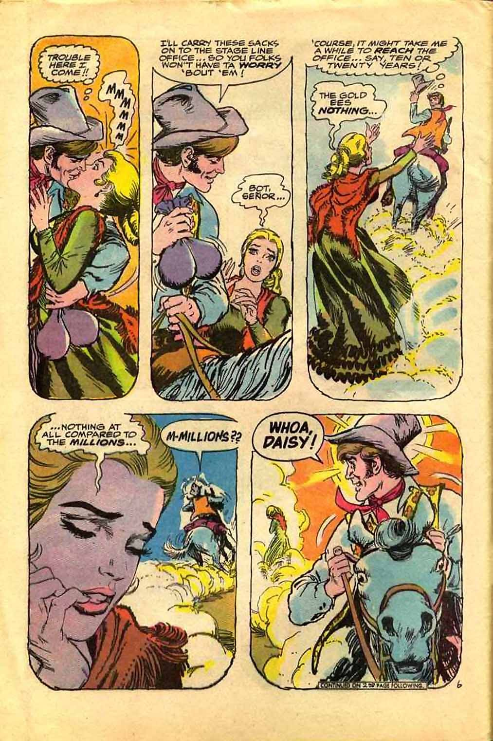 Bat Lash (1968) issue 4 - Page 8