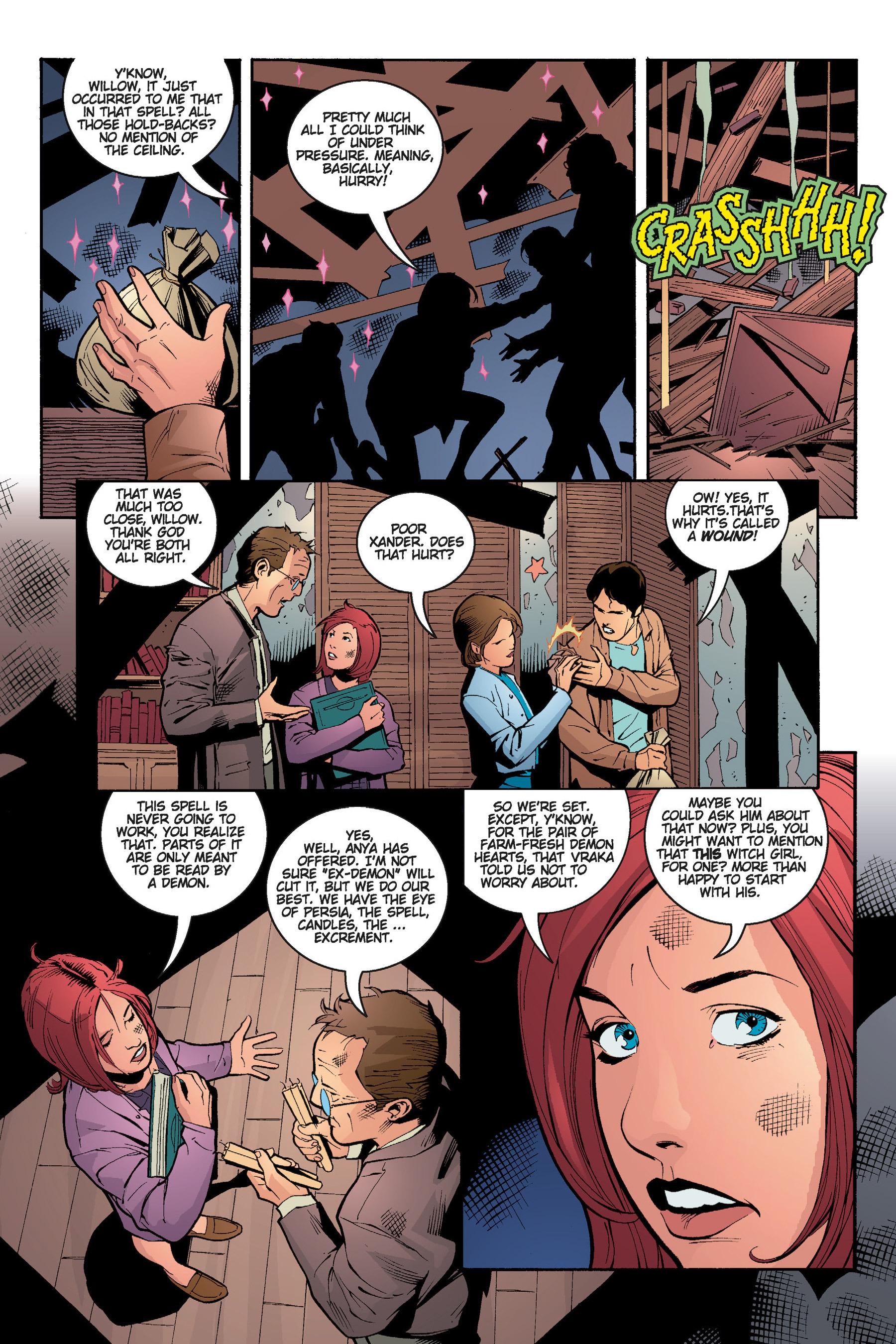 Read online Buffy the Vampire Slayer: Omnibus comic -  Issue # TPB 5 - 225