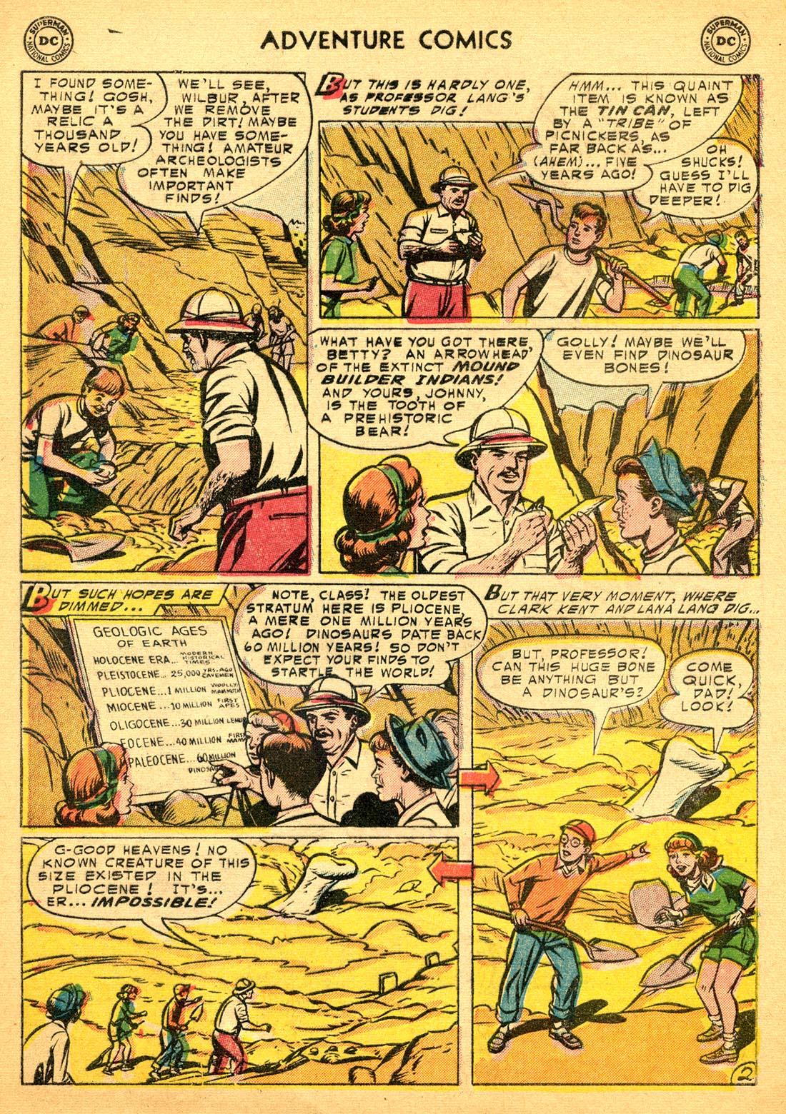 Read online Adventure Comics (1938) comic -  Issue #206 - 4