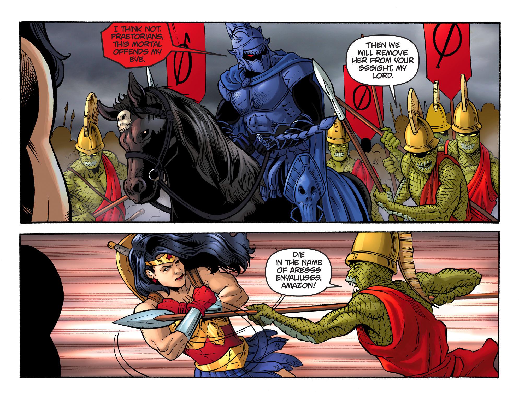 Read online Sensation Comics Featuring Wonder Woman comic -  Issue #34 - 17