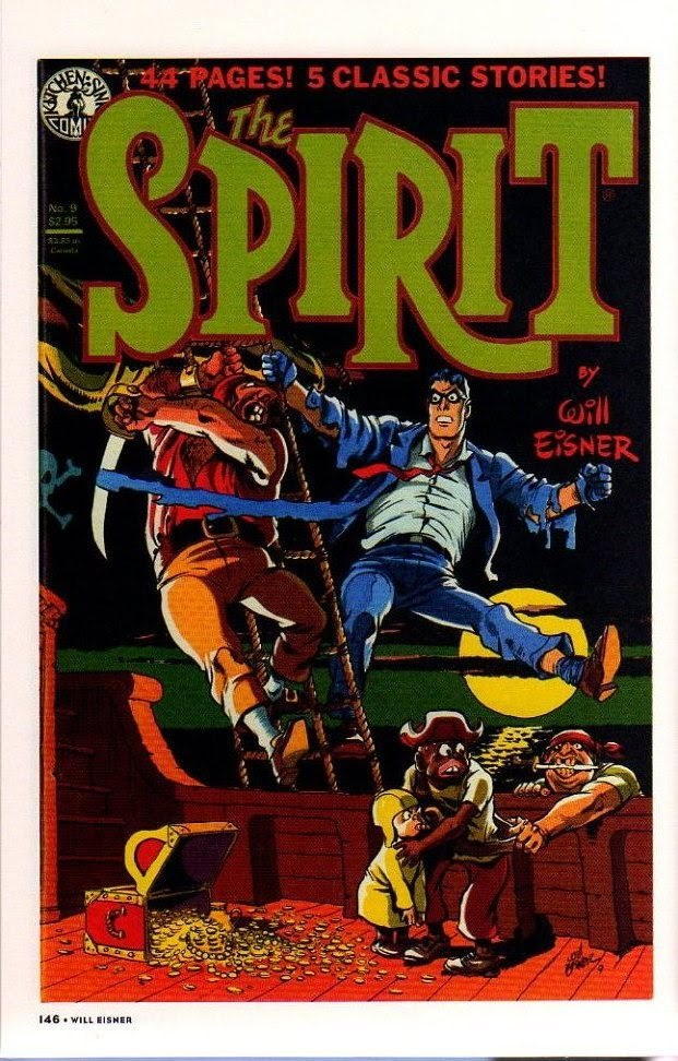 Read online Will Eisner's The Spirit Archives comic -  Issue # TPB 26 (Part 2) - 53