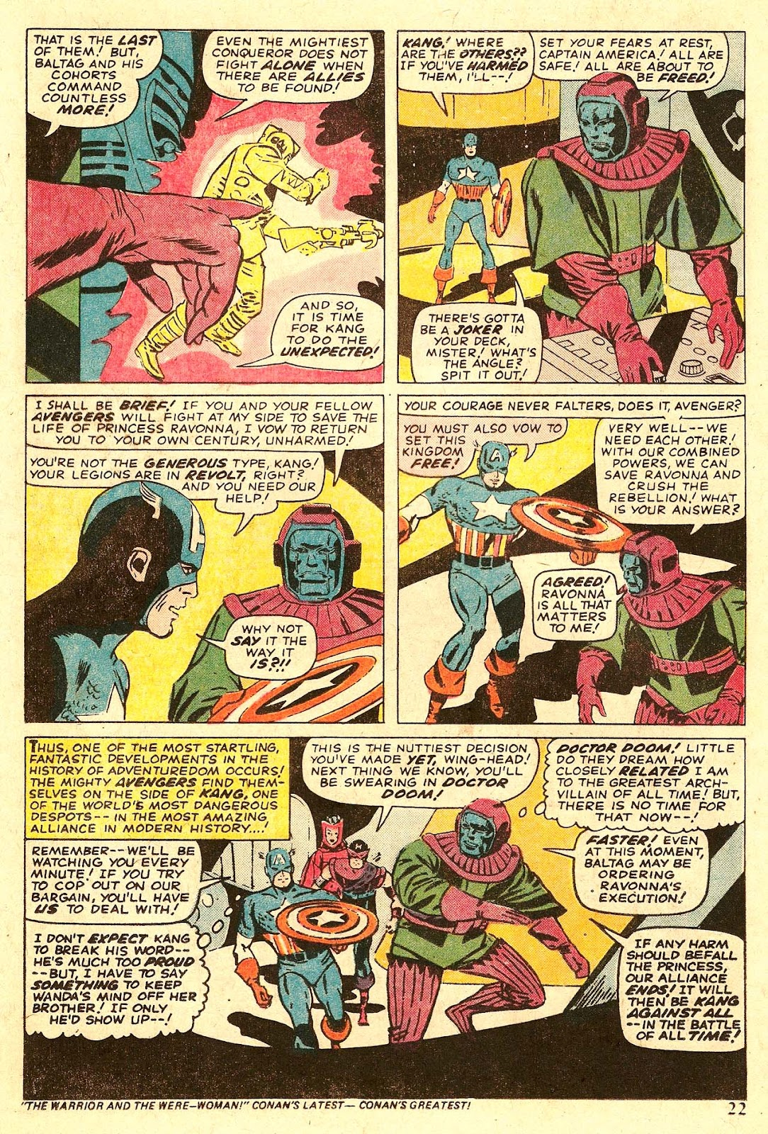 Marvel Triple Action (1972) issue 18 - Page 24