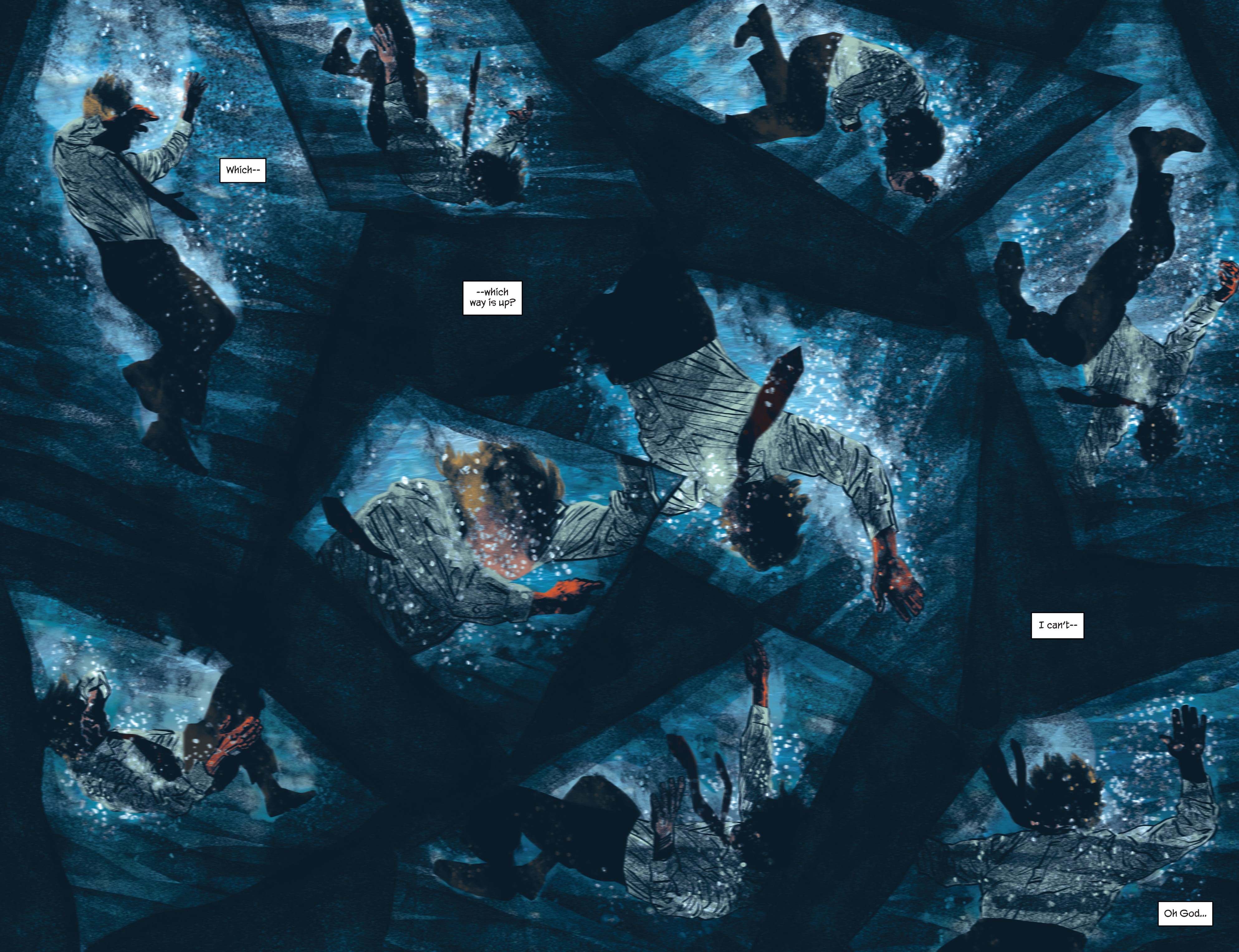 Read online James Bond: Felix Leiter comic -  Issue #5 - 19