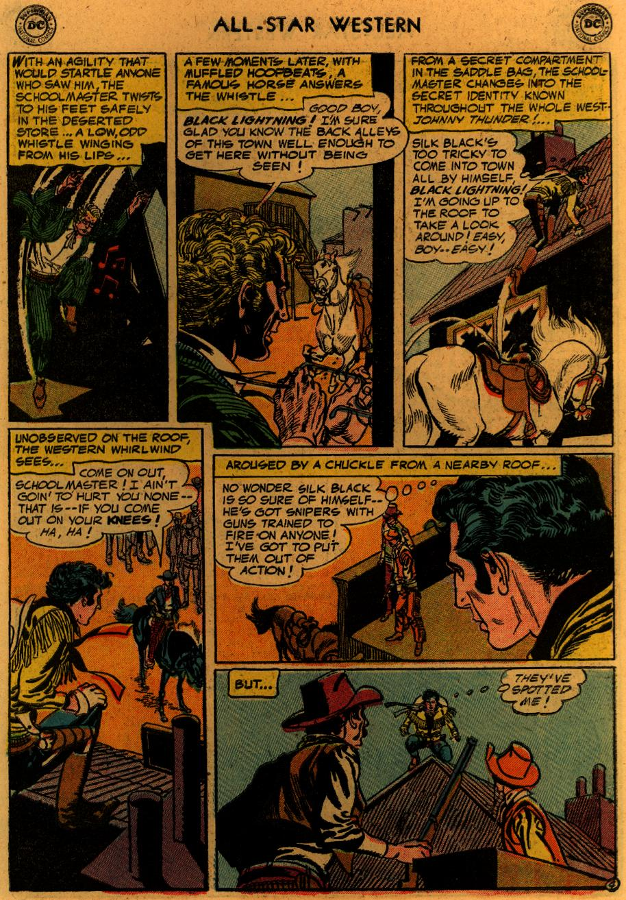 Read online All-Star Western (1951) comic -  Issue #89 - 32