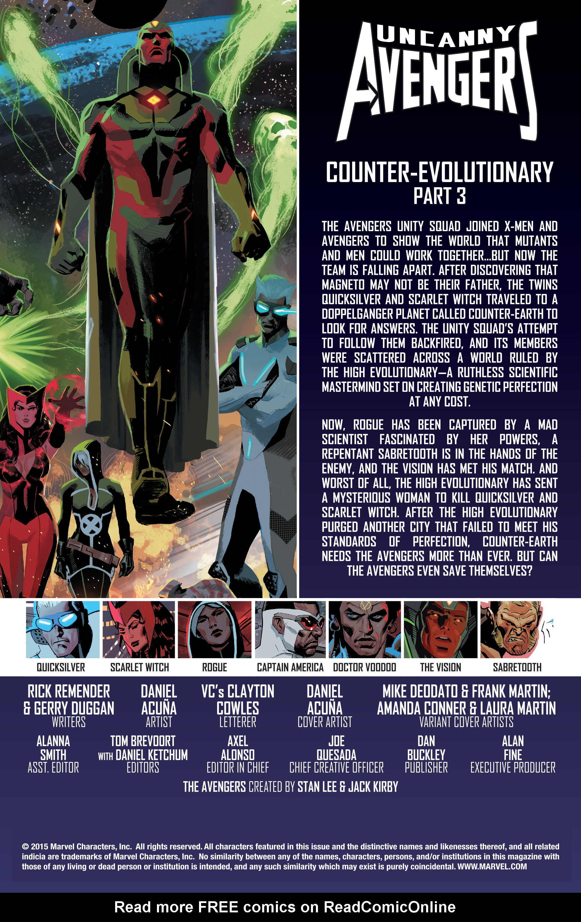 Read online Uncanny Avengers [I] comic -  Issue #3 - 4