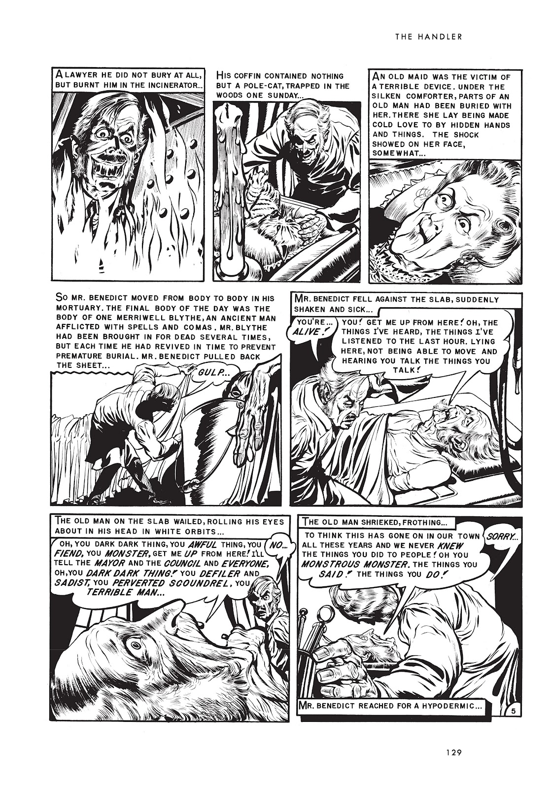 Read online Sucker Bait and Other Stories comic -  Issue # TPB (Part 2) - 44