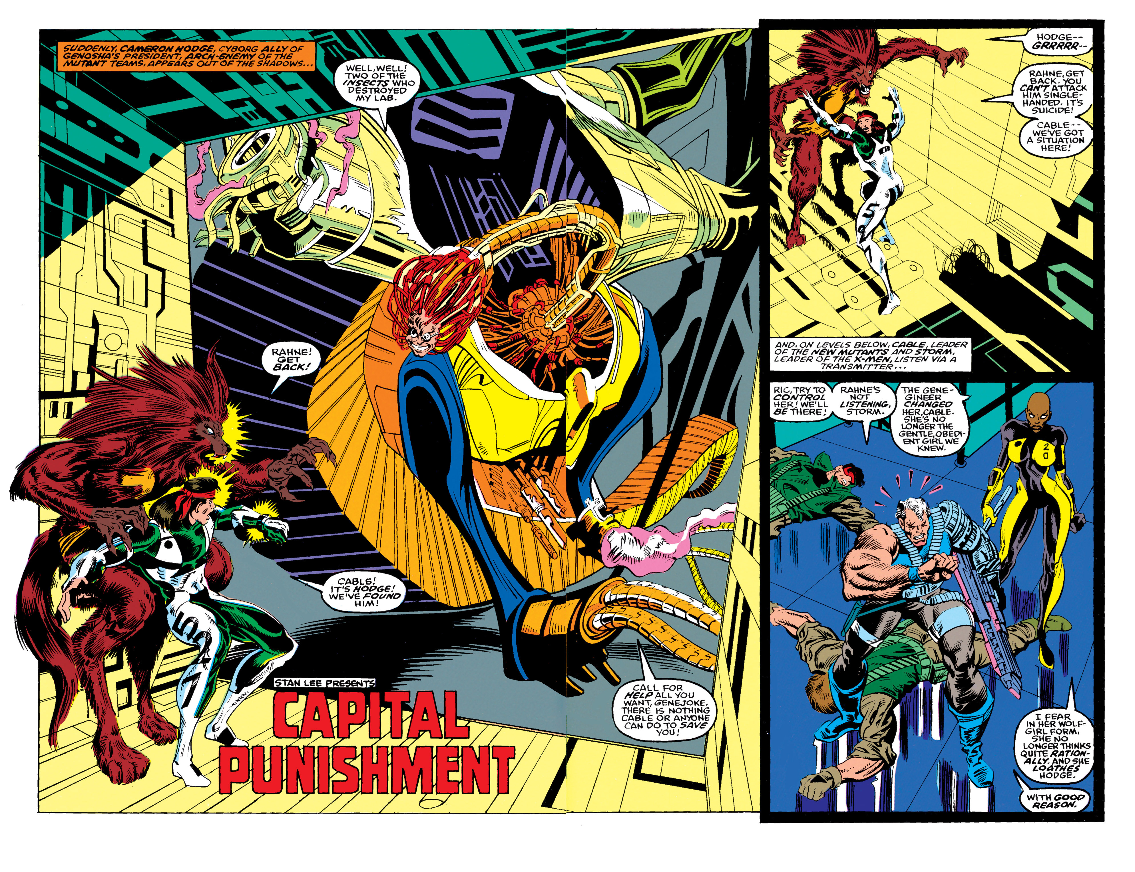 Read online X-Factor (1986) comic -  Issue #62 - 3