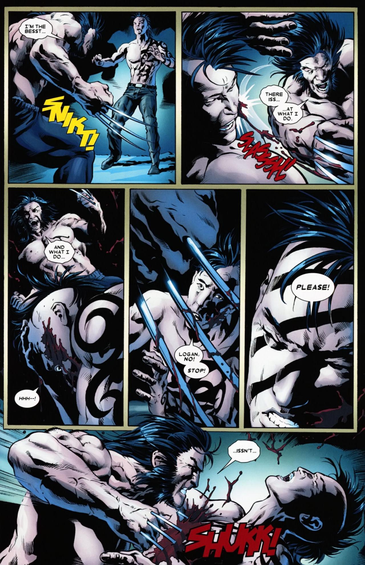 Read online Wolverine: Origins comic -  Issue #49 - 23