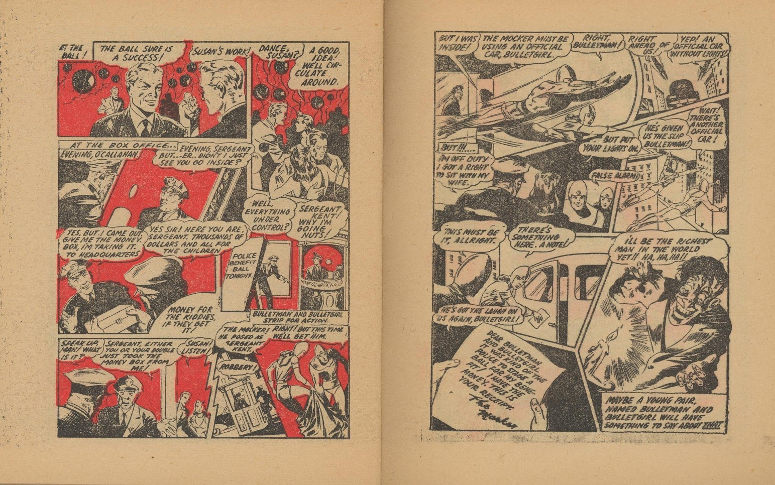 Bulletman issue 11 - Page 16
