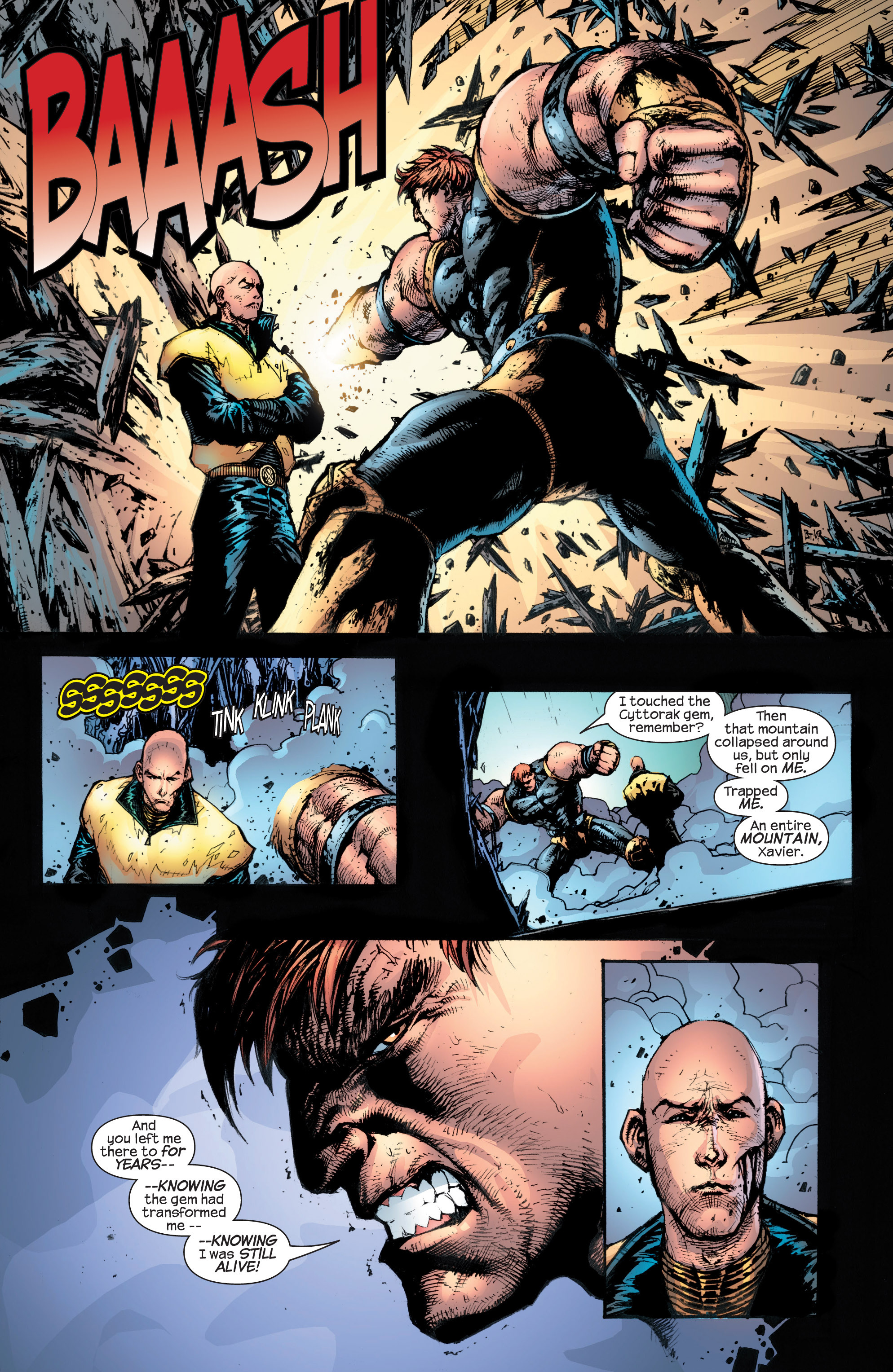 Read online Uncanny X-Men (1963) comic -  Issue #429 - 20
