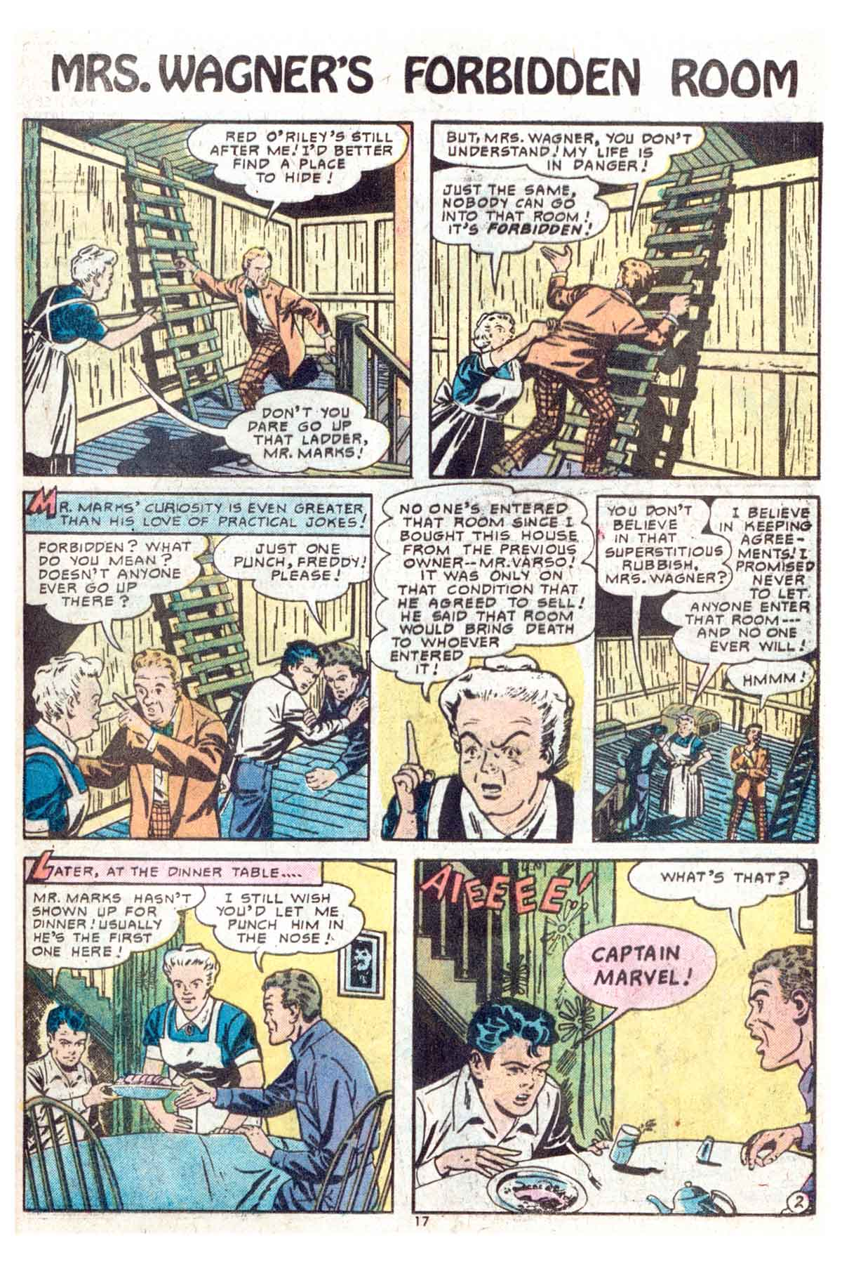 Read online Shazam! (1973) comic -  Issue #13 - 18