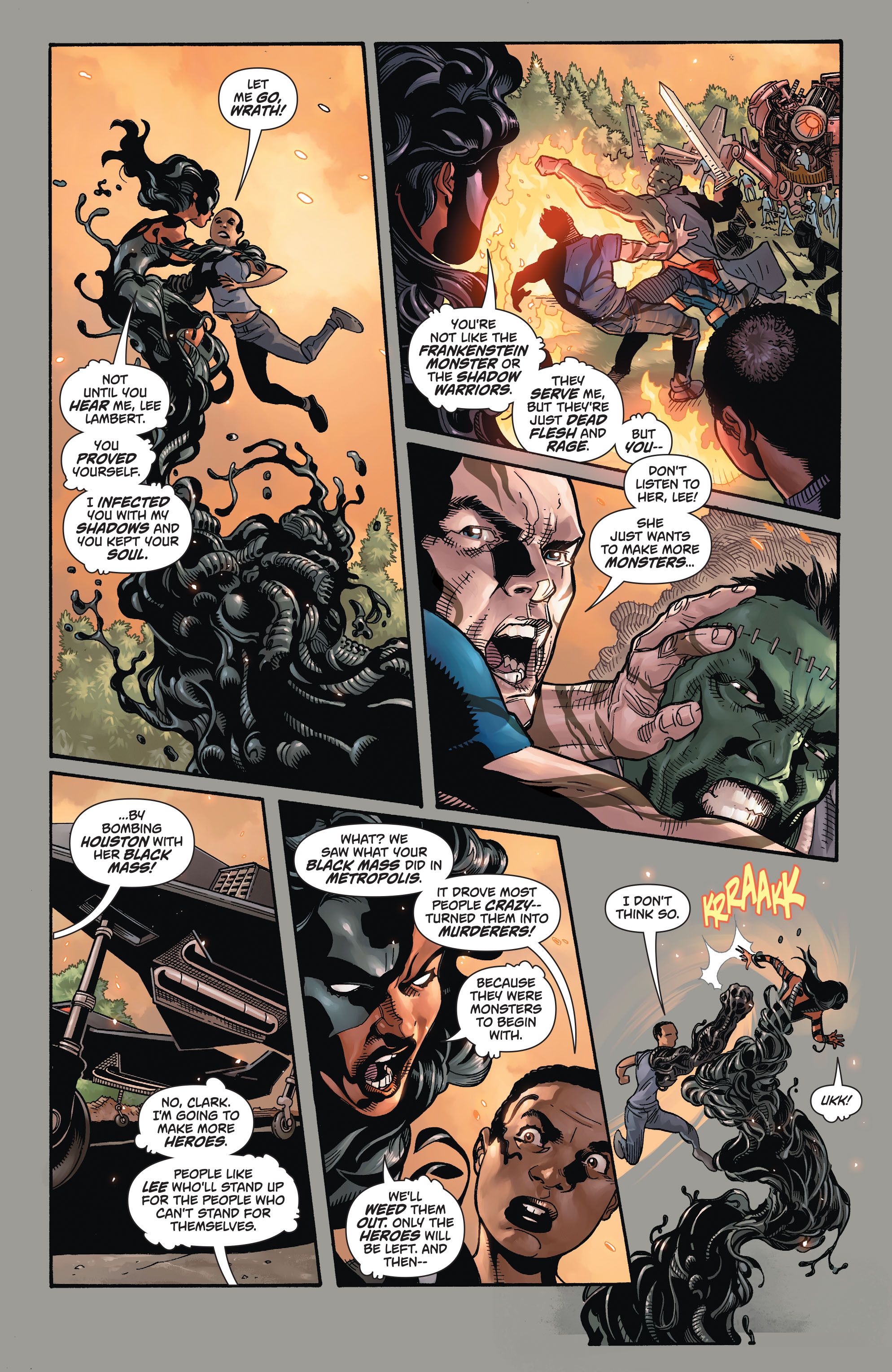 Read online Action Comics (2011) comic -  Issue #47 - 4