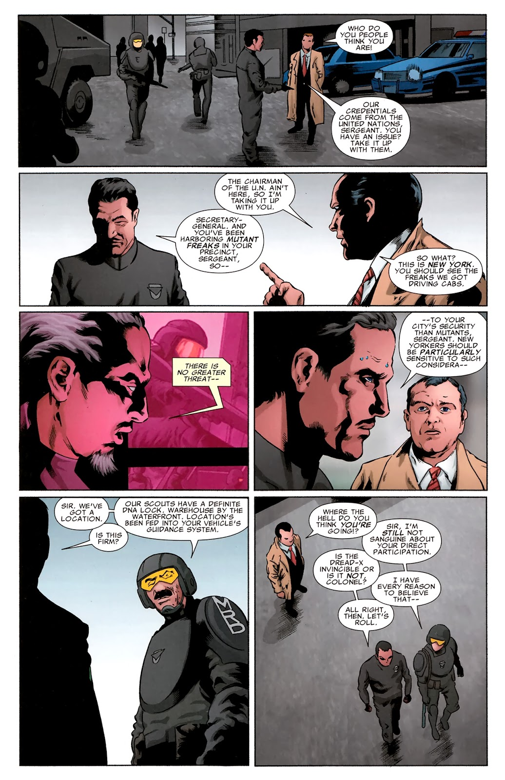 Read online X-Men: Second Coming Revelations comic -  Issue # TPB (Part 2) - 107