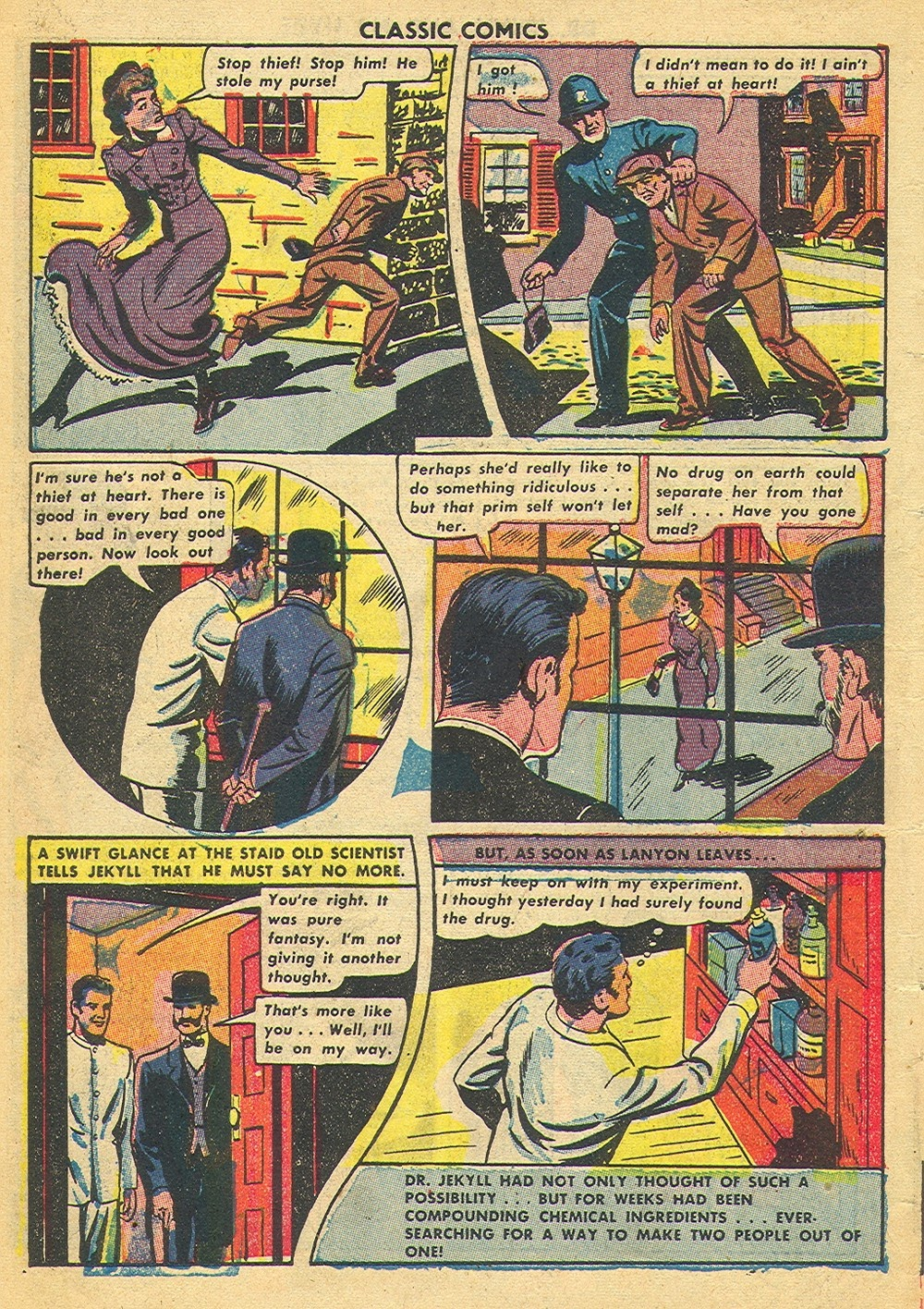 Classics Illustrated issue 13 - Page 6