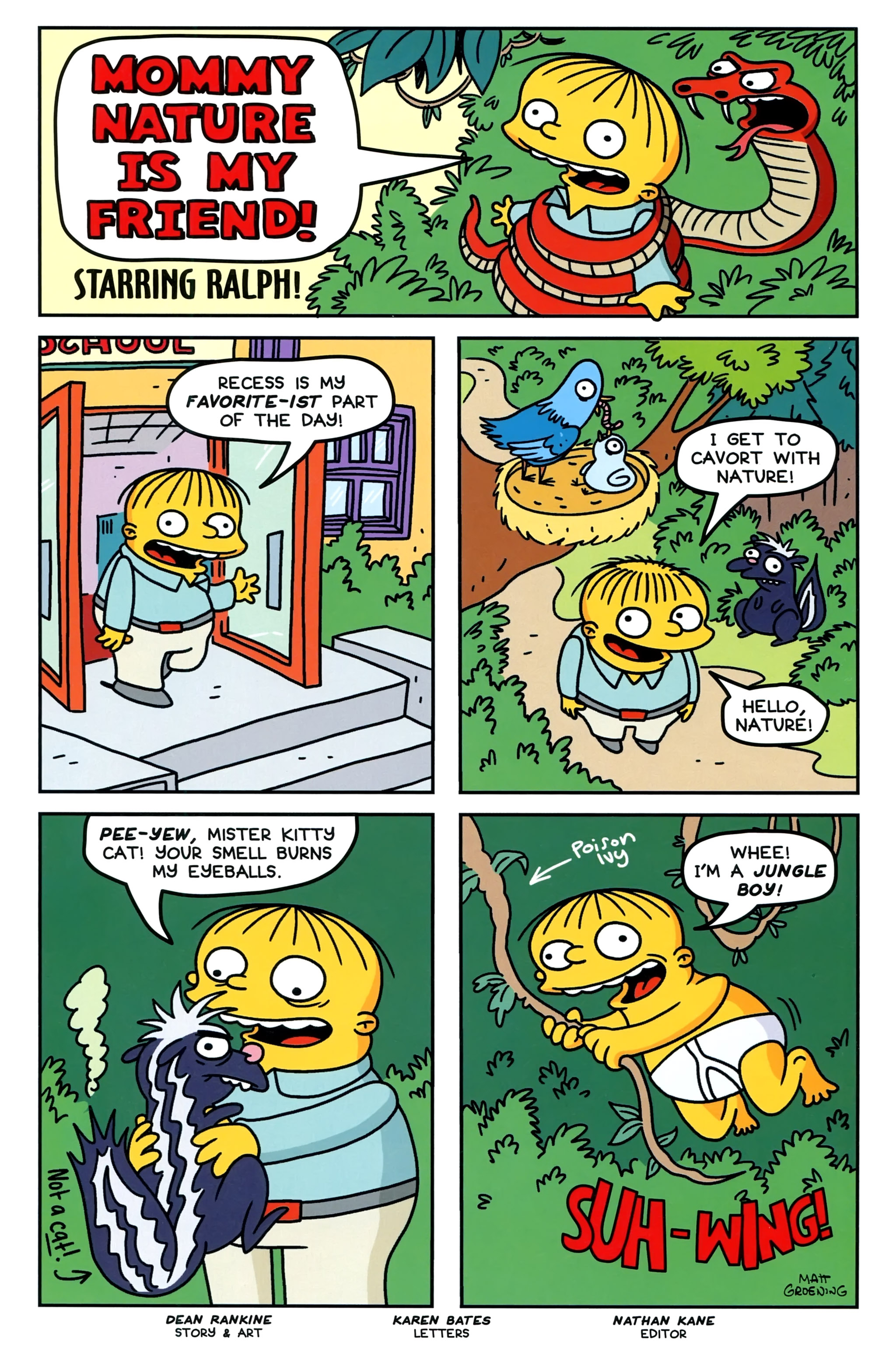 Read online Simpsons Comics Presents Bart Simpson comic -  Issue #95 - 16