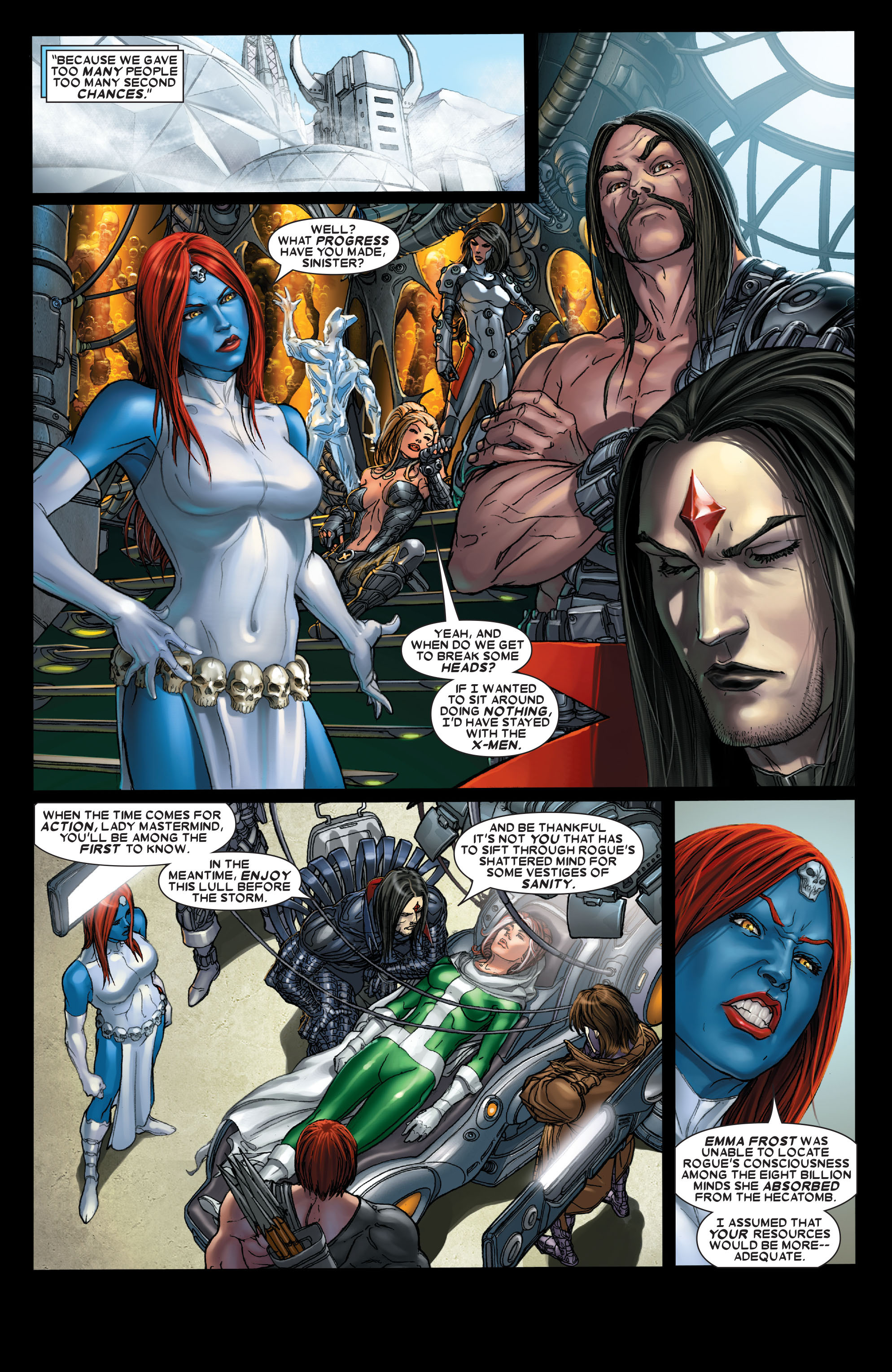 X-Men (1991) 204 Page 6