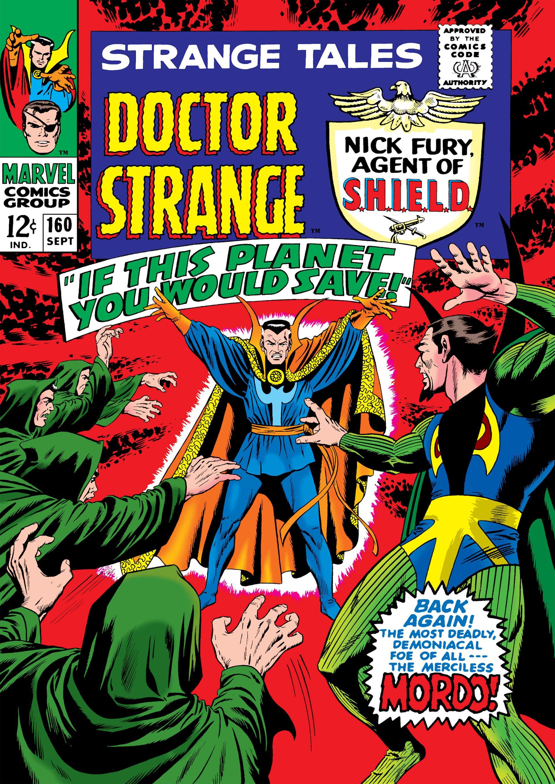 Strange Tales (1951) 160 Page 1