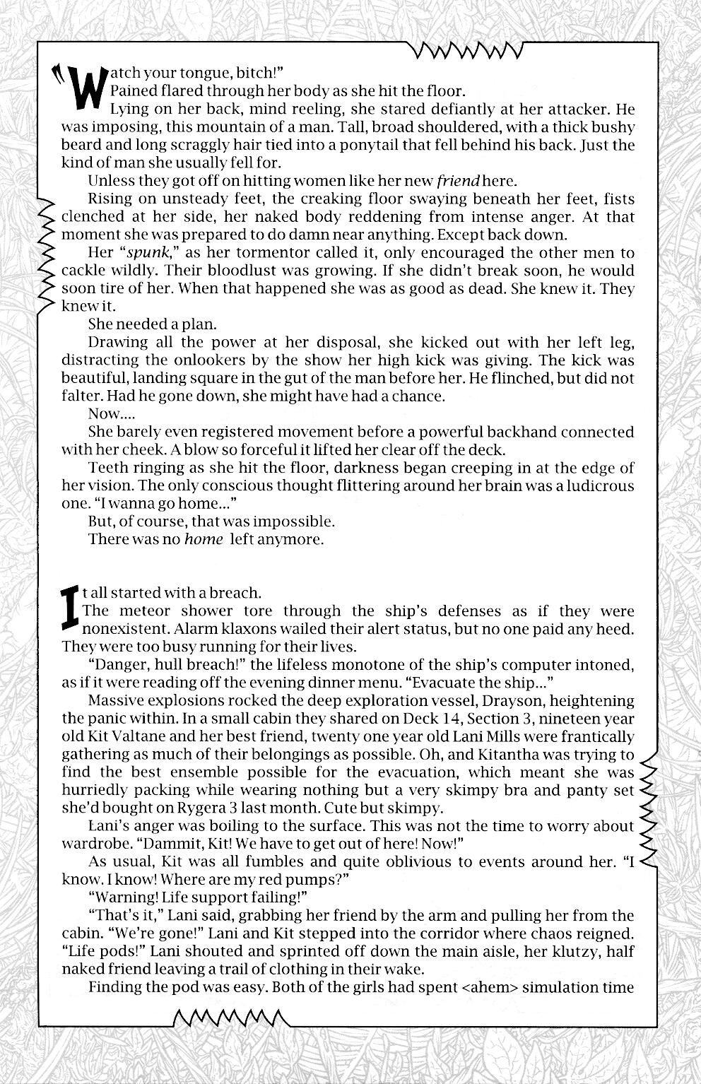Read online Jungle Fantasy (2002) comic -  Issue #1 - 12