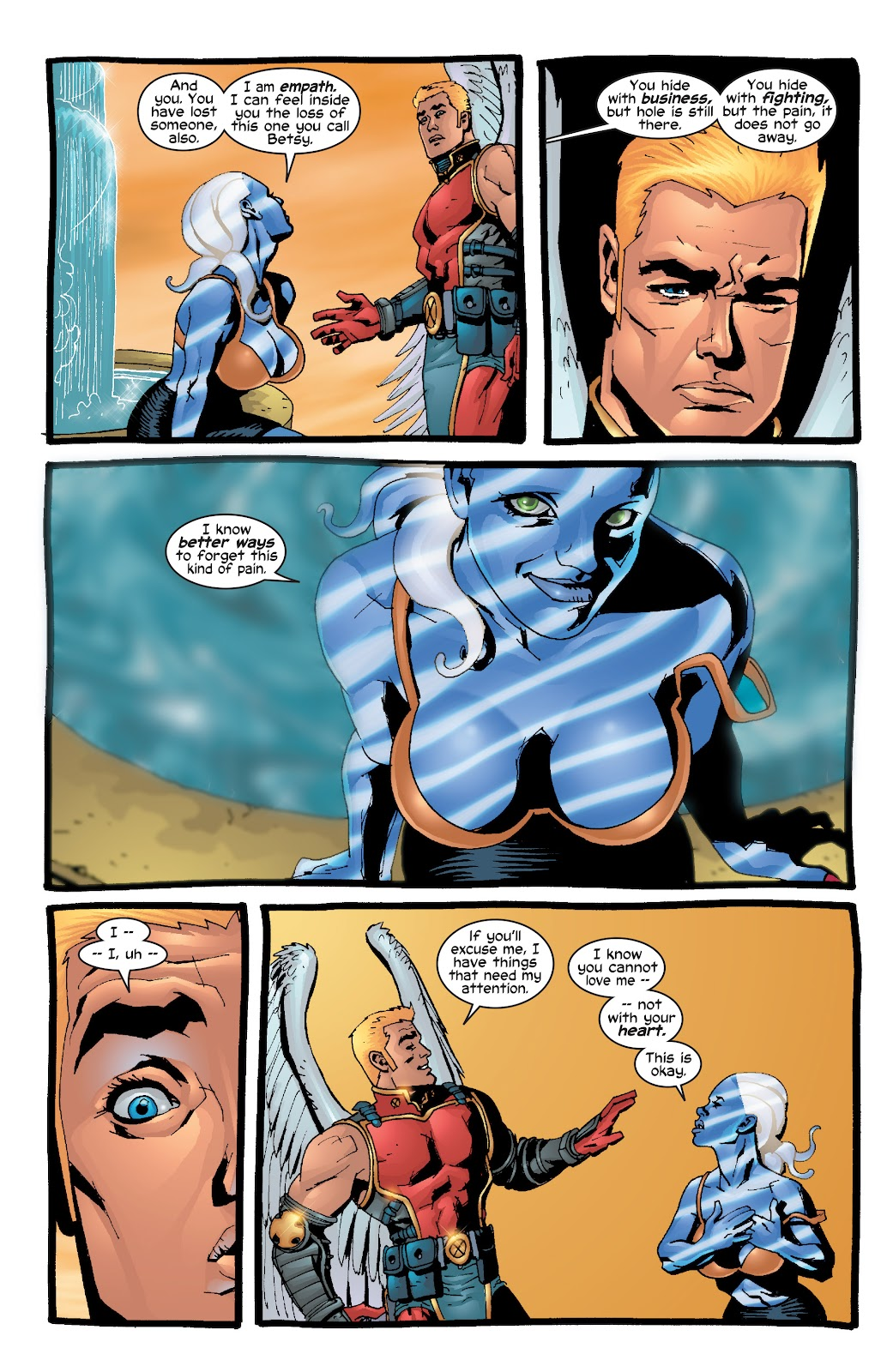 Read online X-Men: Unstoppable comic -  Issue # TPB (Part 2) - 28