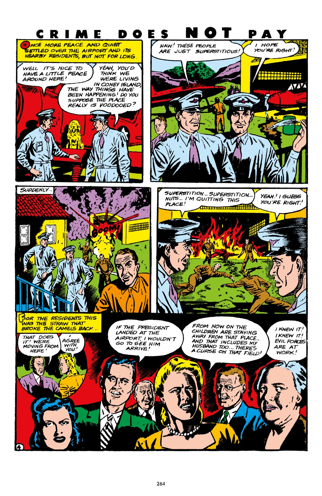 Read online Crime Does Not Pay Archives comic -  Issue # TPB 7 (Part 3) - 65