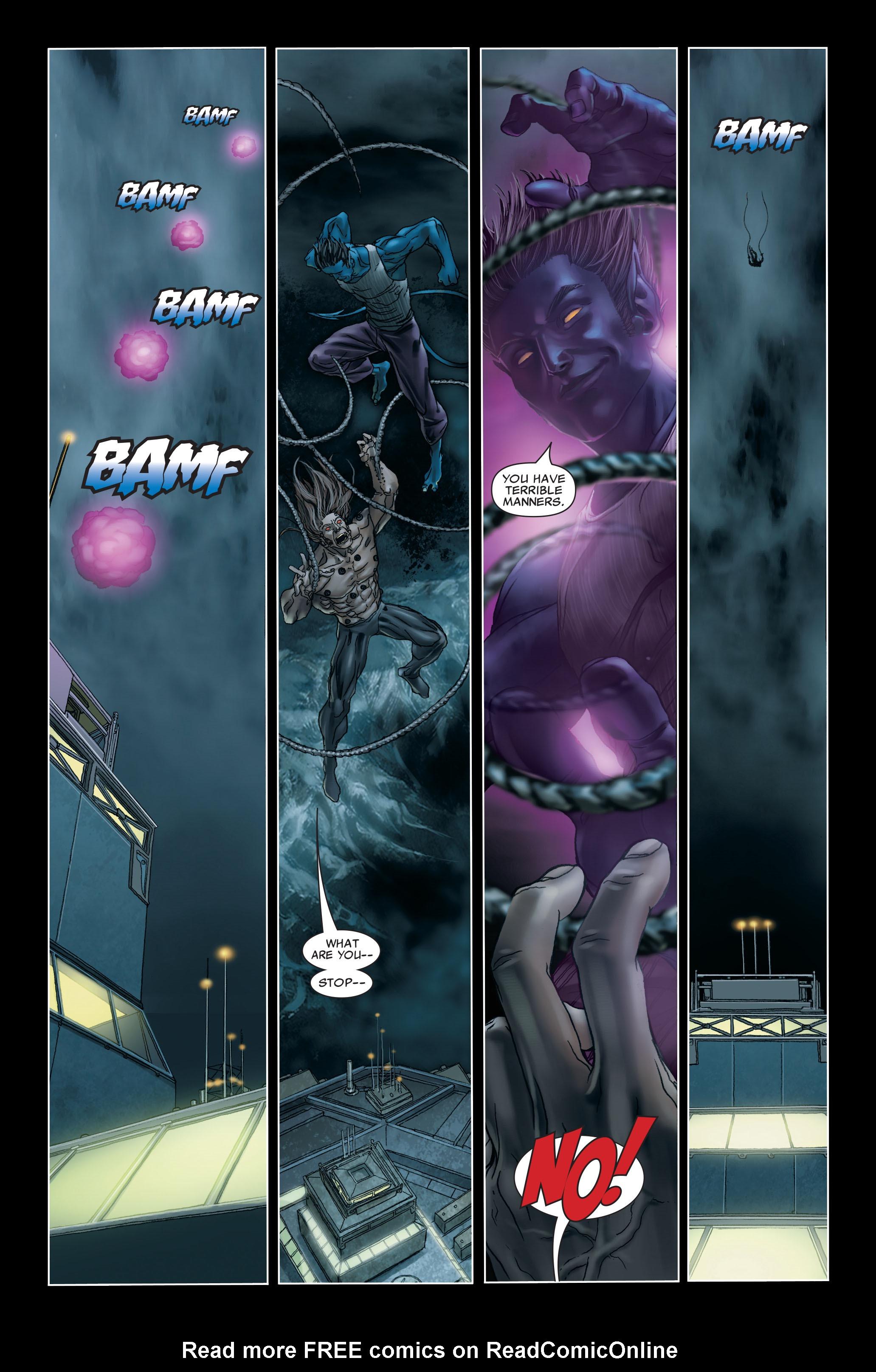 Read online Uncanny X-Men (1963) comic -  Issue #499 - 15