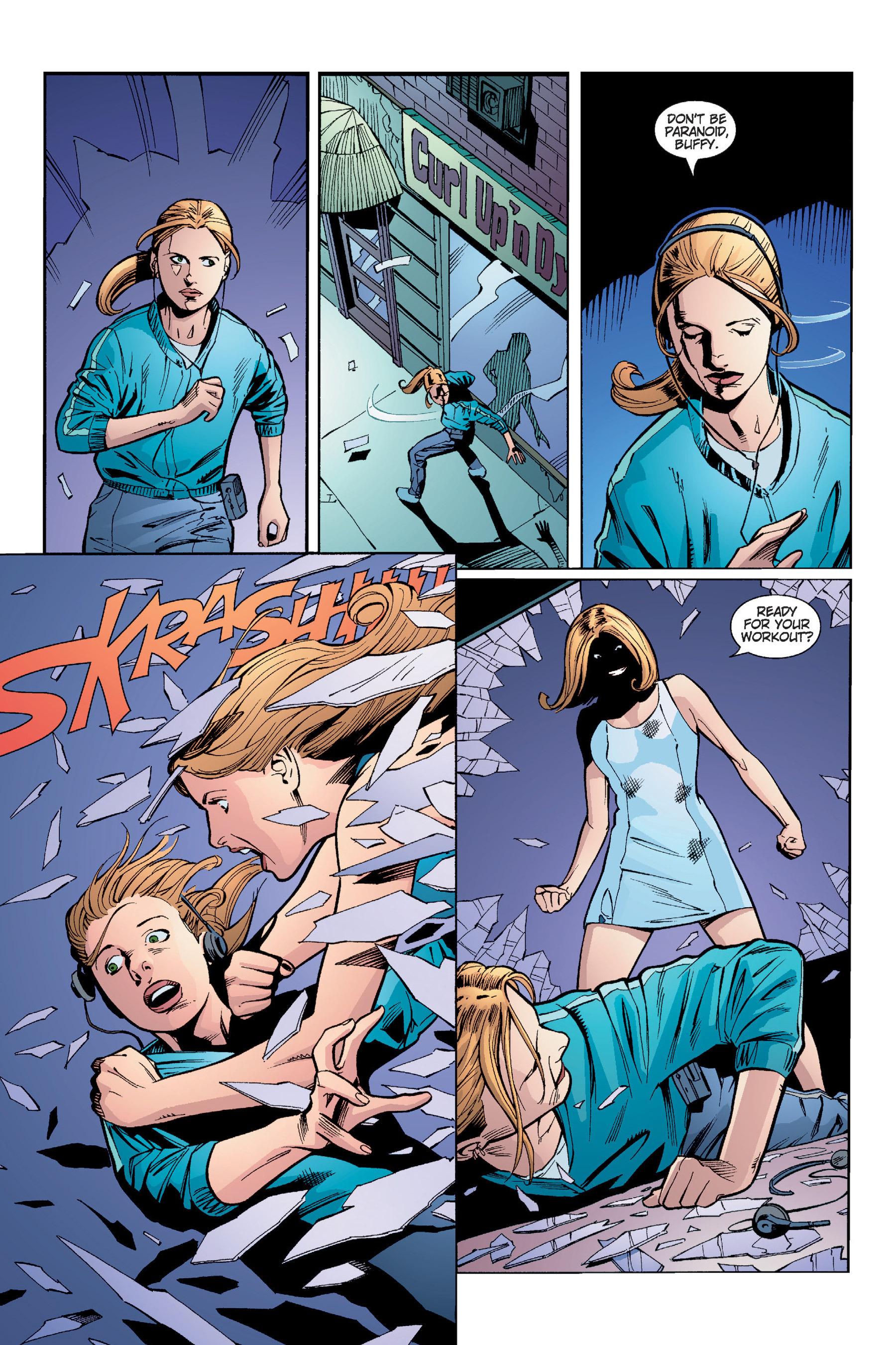 Read online Buffy the Vampire Slayer: Omnibus comic -  Issue # TPB 4 - 149
