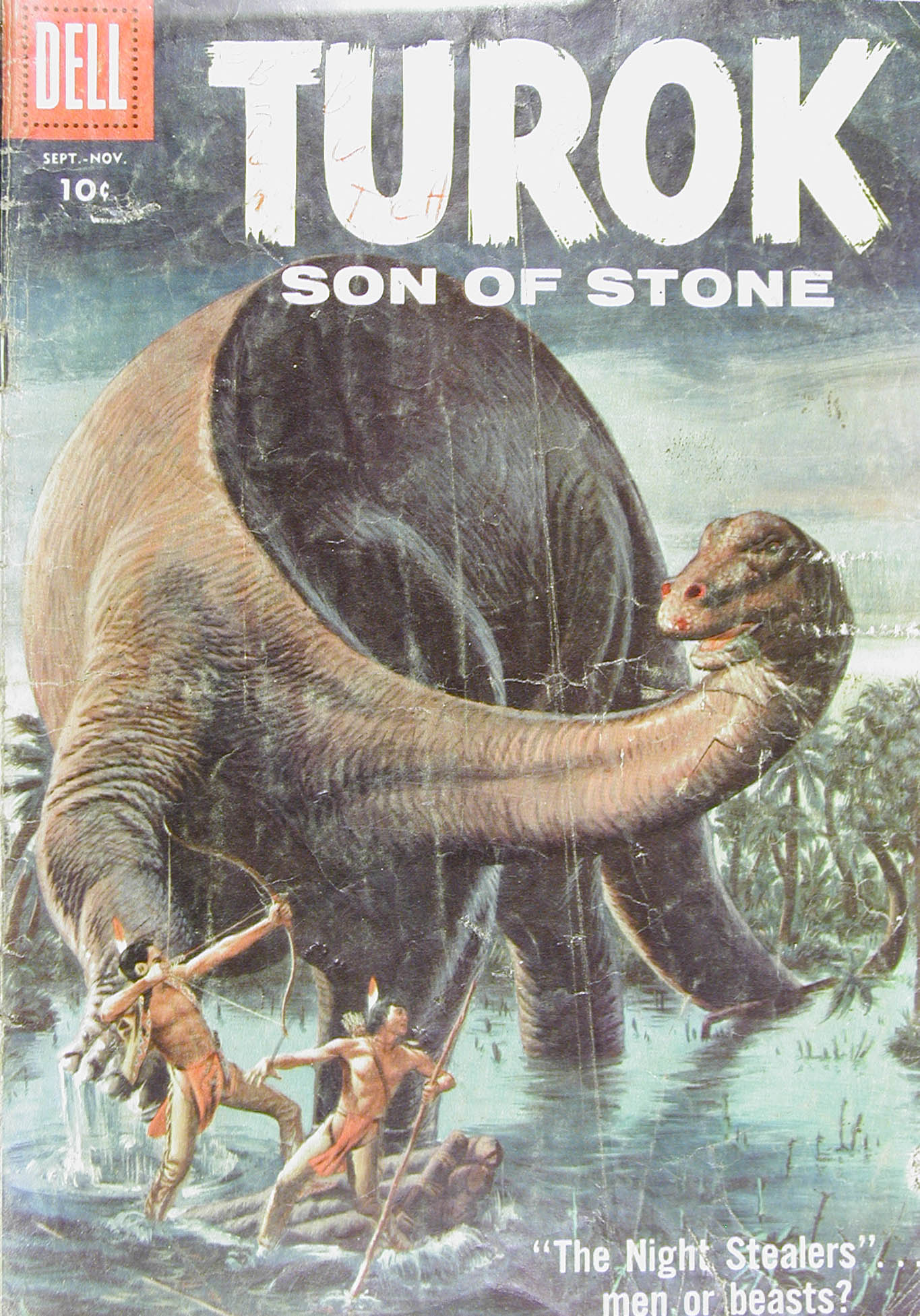 Read online Turok, Son of Stone comic -  Issue #13 - 1