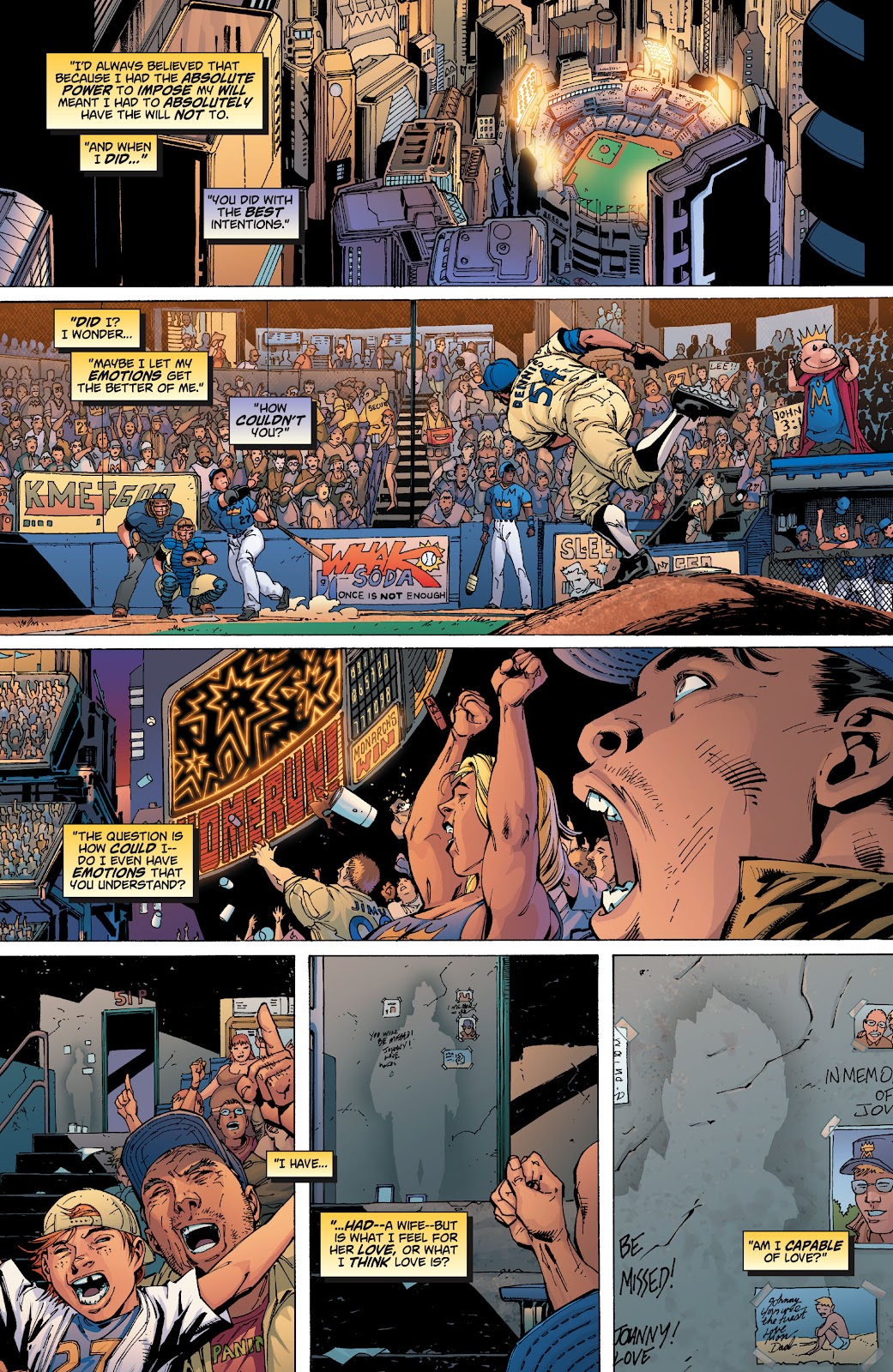 Read online Superman: For Tomorrow comic -  Issue # TPB (Part 1) - 61