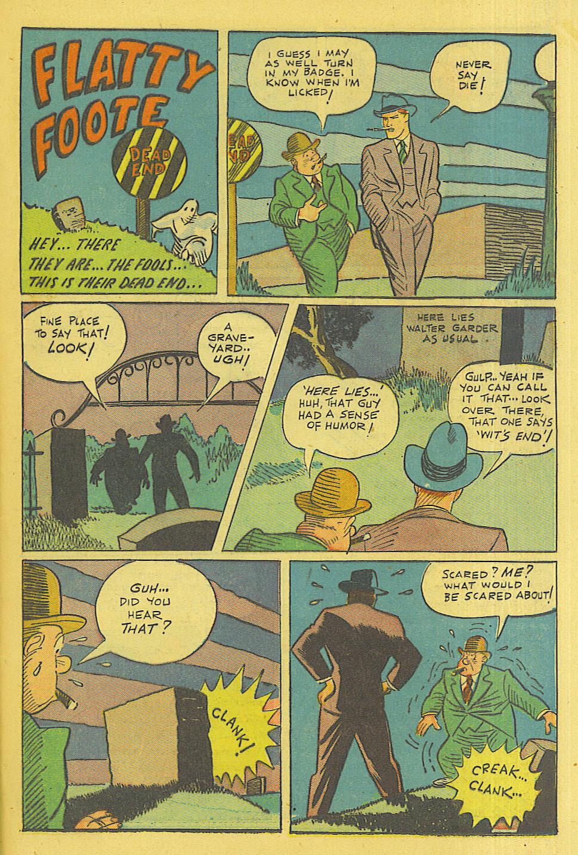 Read online Shadow Comics comic -  Issue #71 - 27