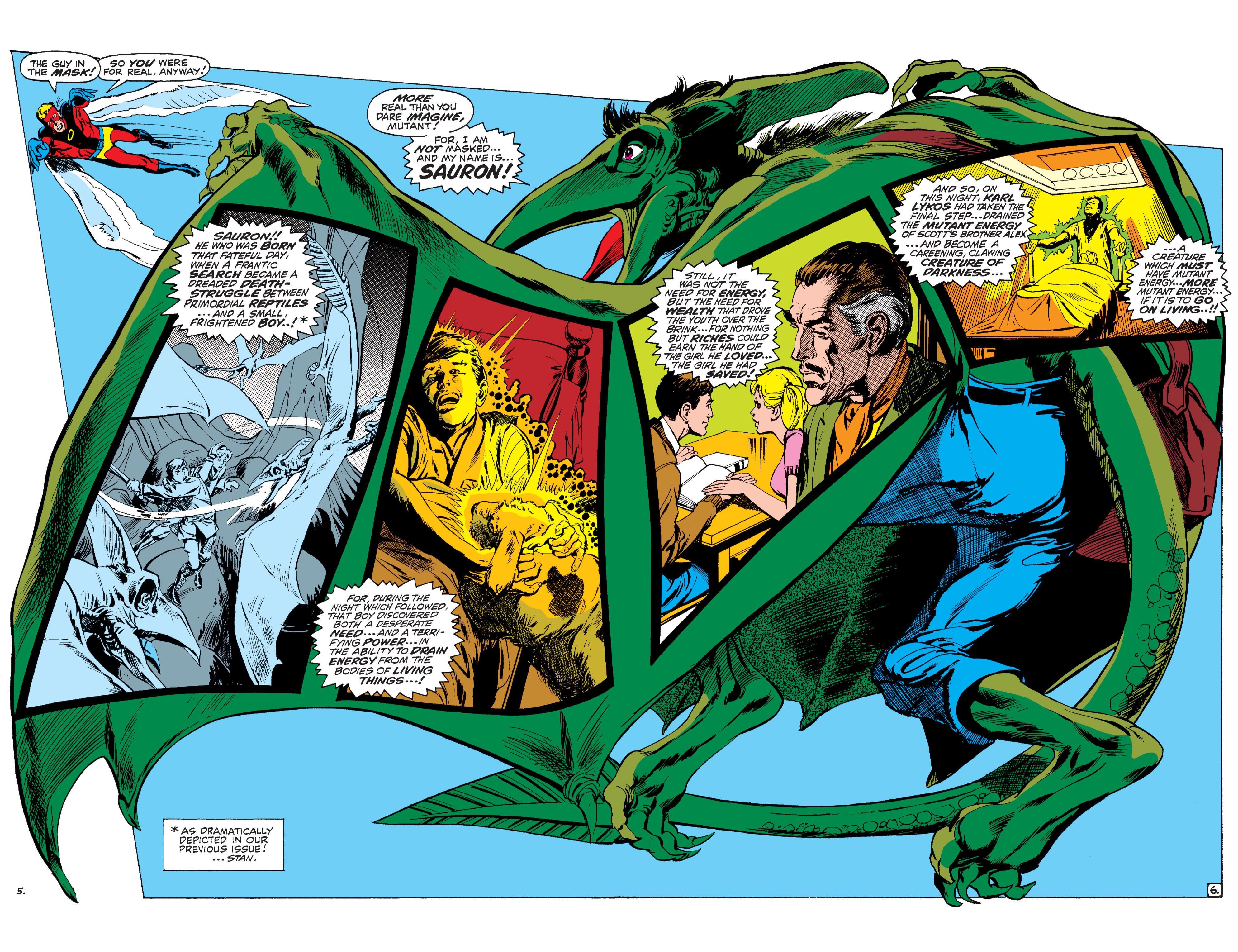 Uncanny X-Men (1963) 61 Page 4