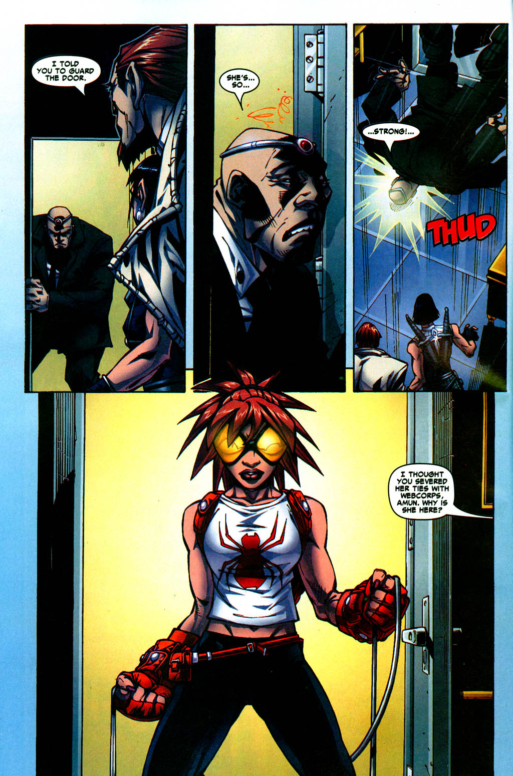 Read online Araña: Heart of the Spider comic -  Issue #6 - 19