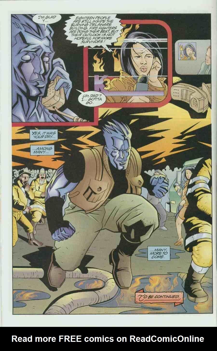 Read online Ultraverse Premiere comic -  Issue #6 - 10