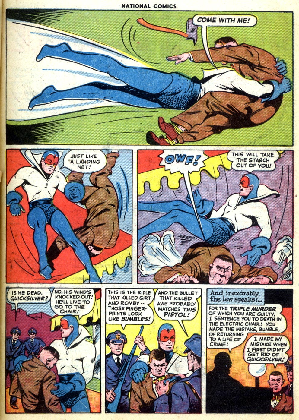 National Comics (1940) issue 47 - Page 43