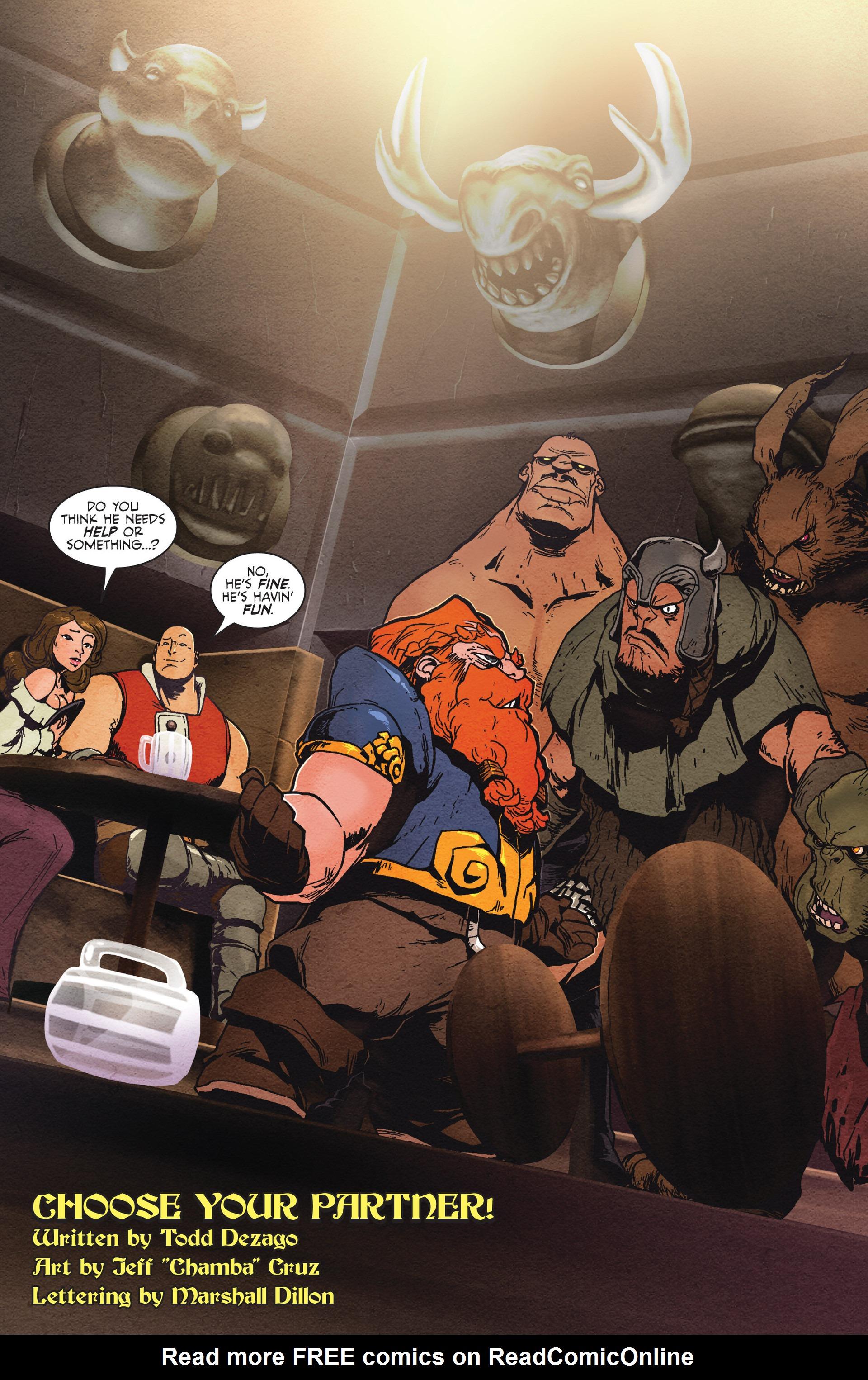 Read online Skullkickers comic -  Issue #24 - 17